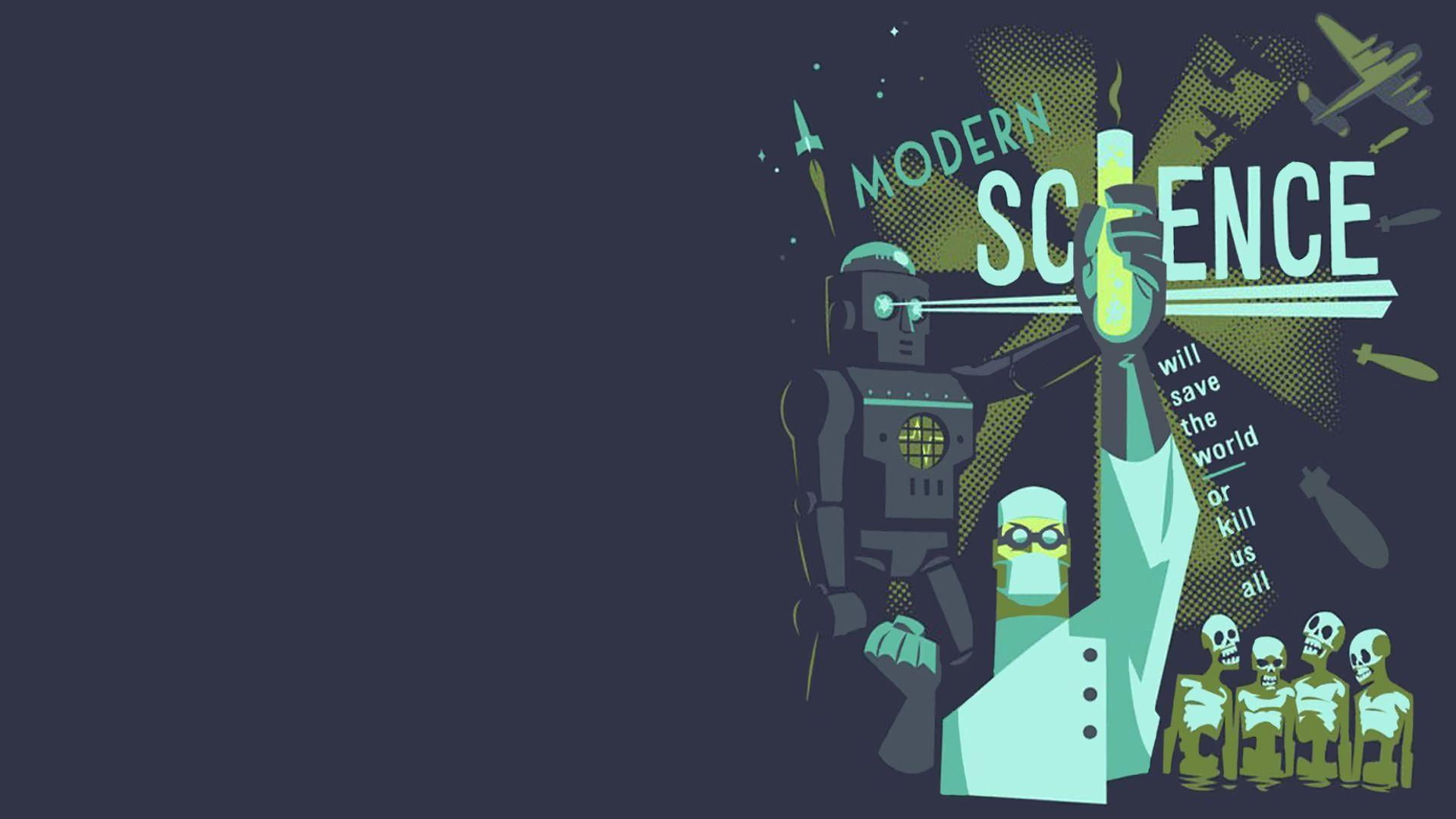Cool Science Wallpaper Background