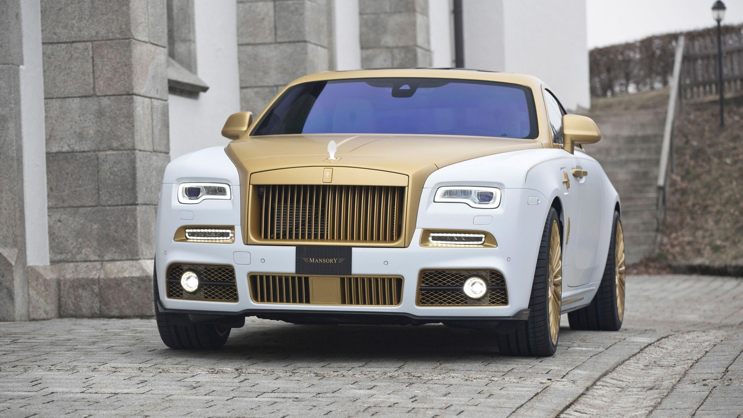 2016 Mansory Rolls Royce Wraith Palm Edition 999 Wallpaper | HD Car ...