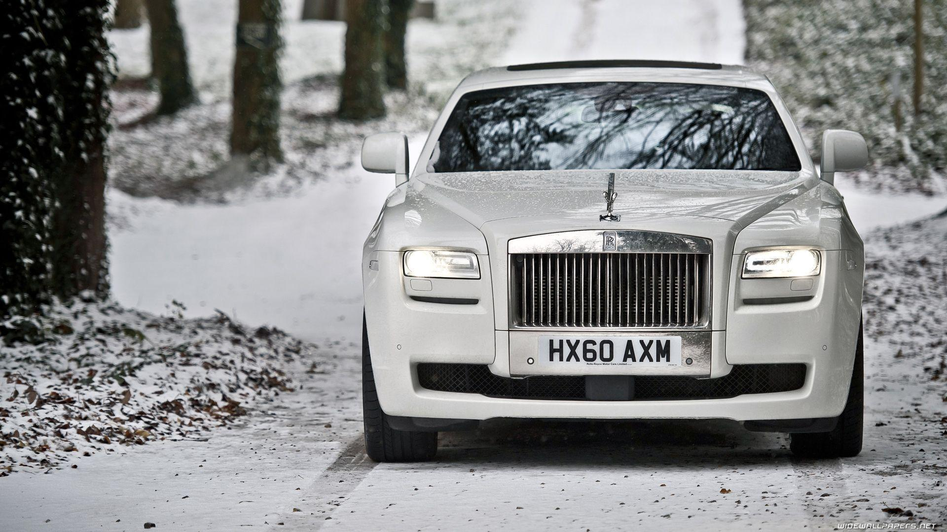 Rolls Royce Wallpapers Group