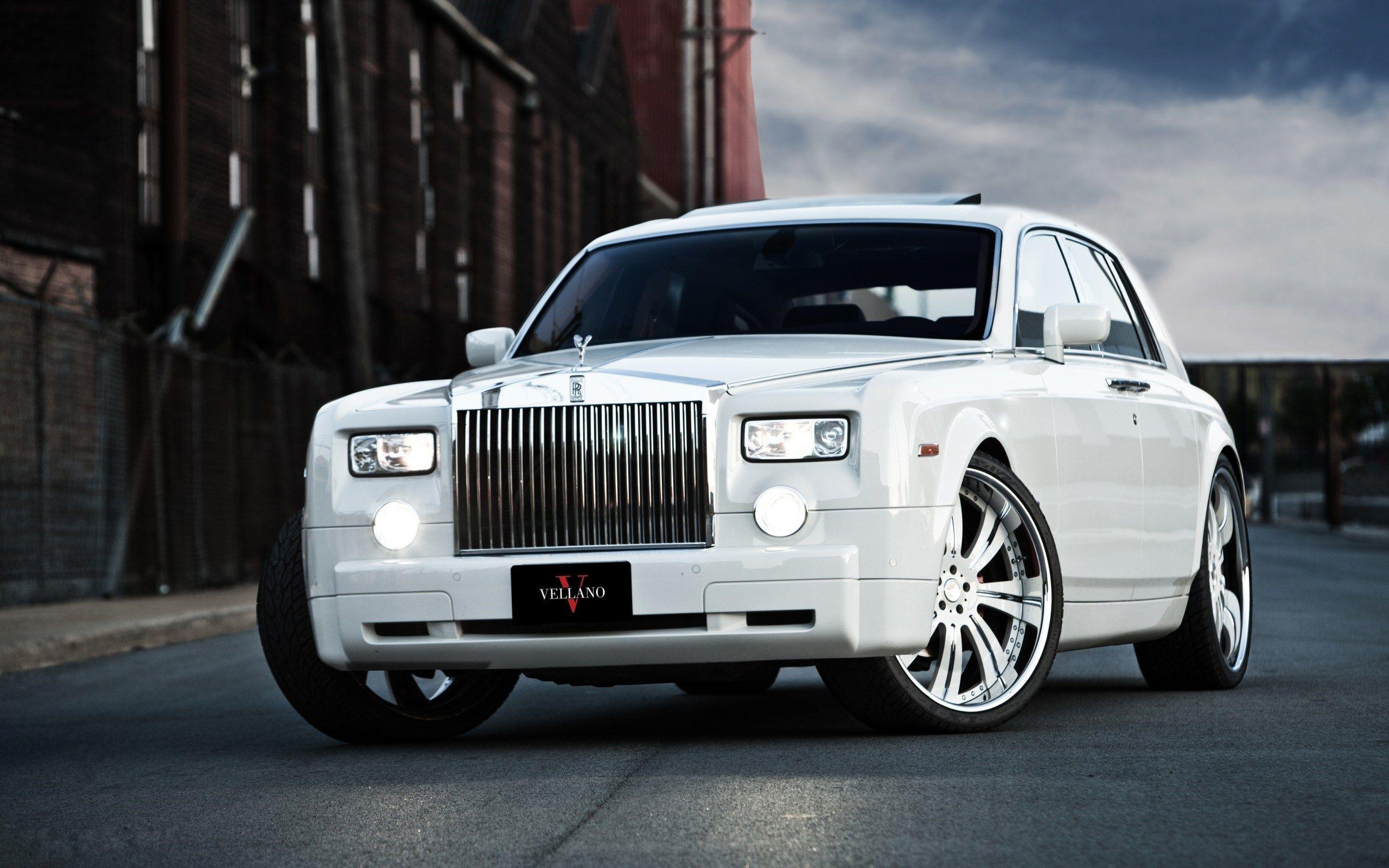 Wallpapers Rolls Royce Hd Backgrounds Charlie With Phantom Car
