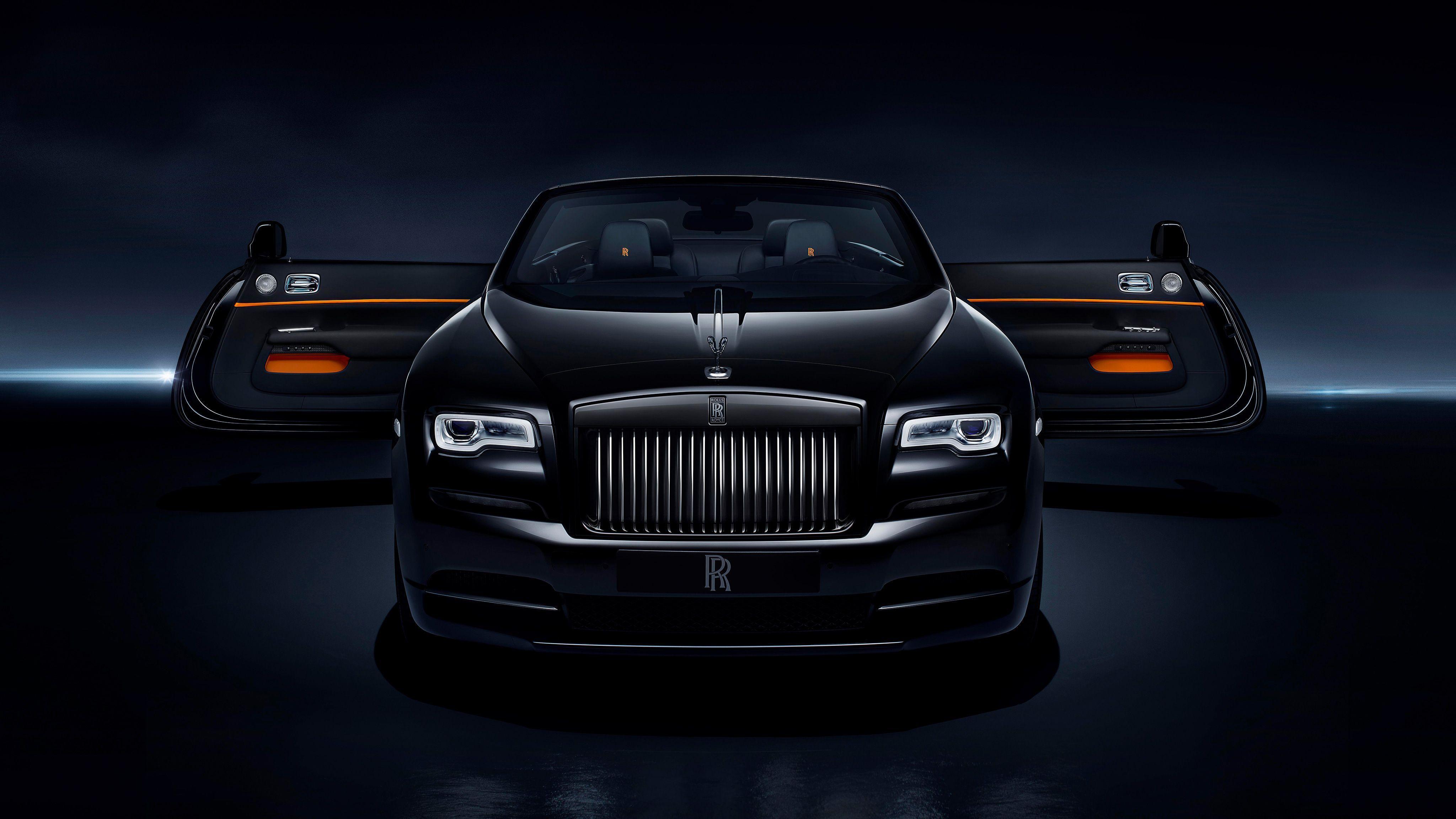 Rolls Royce HD Wallpapers Wallpaper