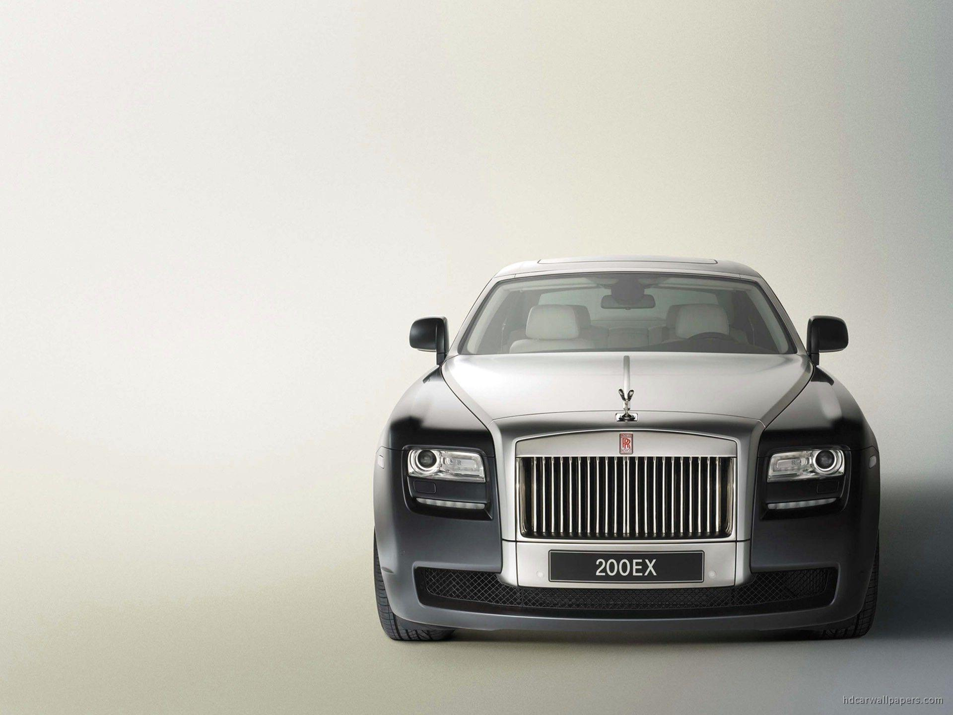 Rolls Royce Ghost Wraith Black Badge Wallpapers HD Car 1920×1440