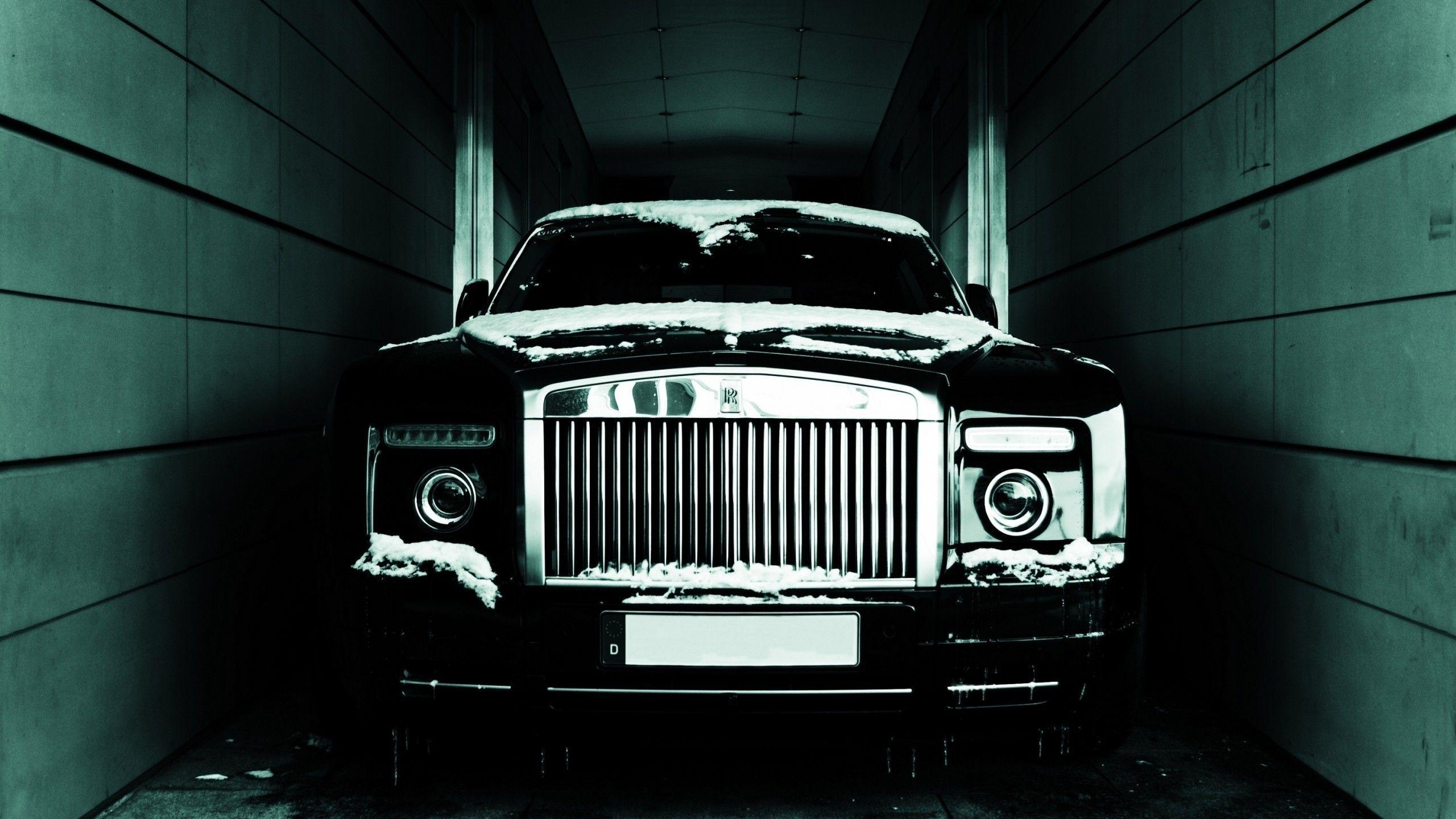 Daily Wallpaper: Rolls Royce Phantom