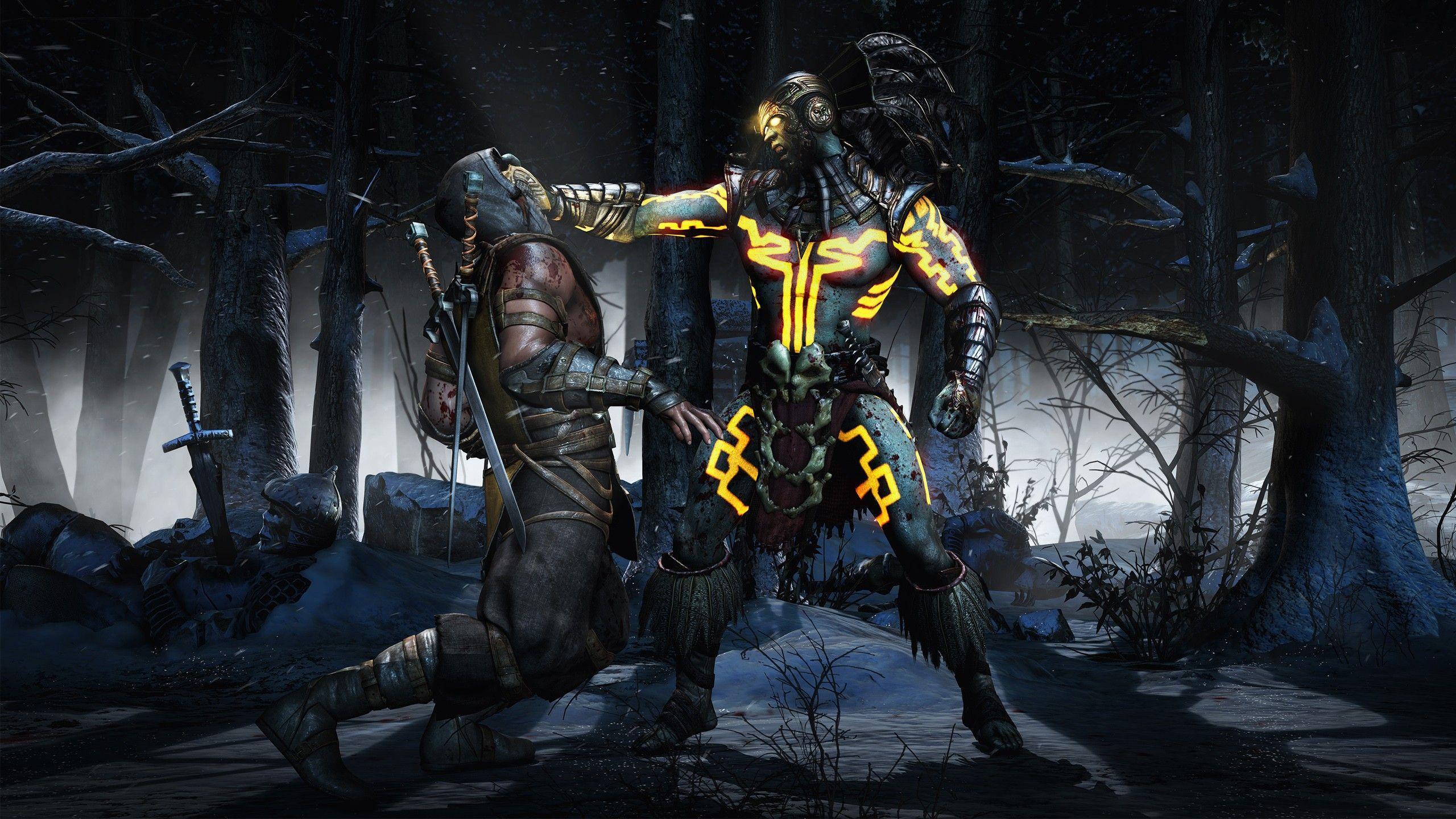 Mortal Kombat X Wallpapers: Mortal Kombat XL Wallpapers