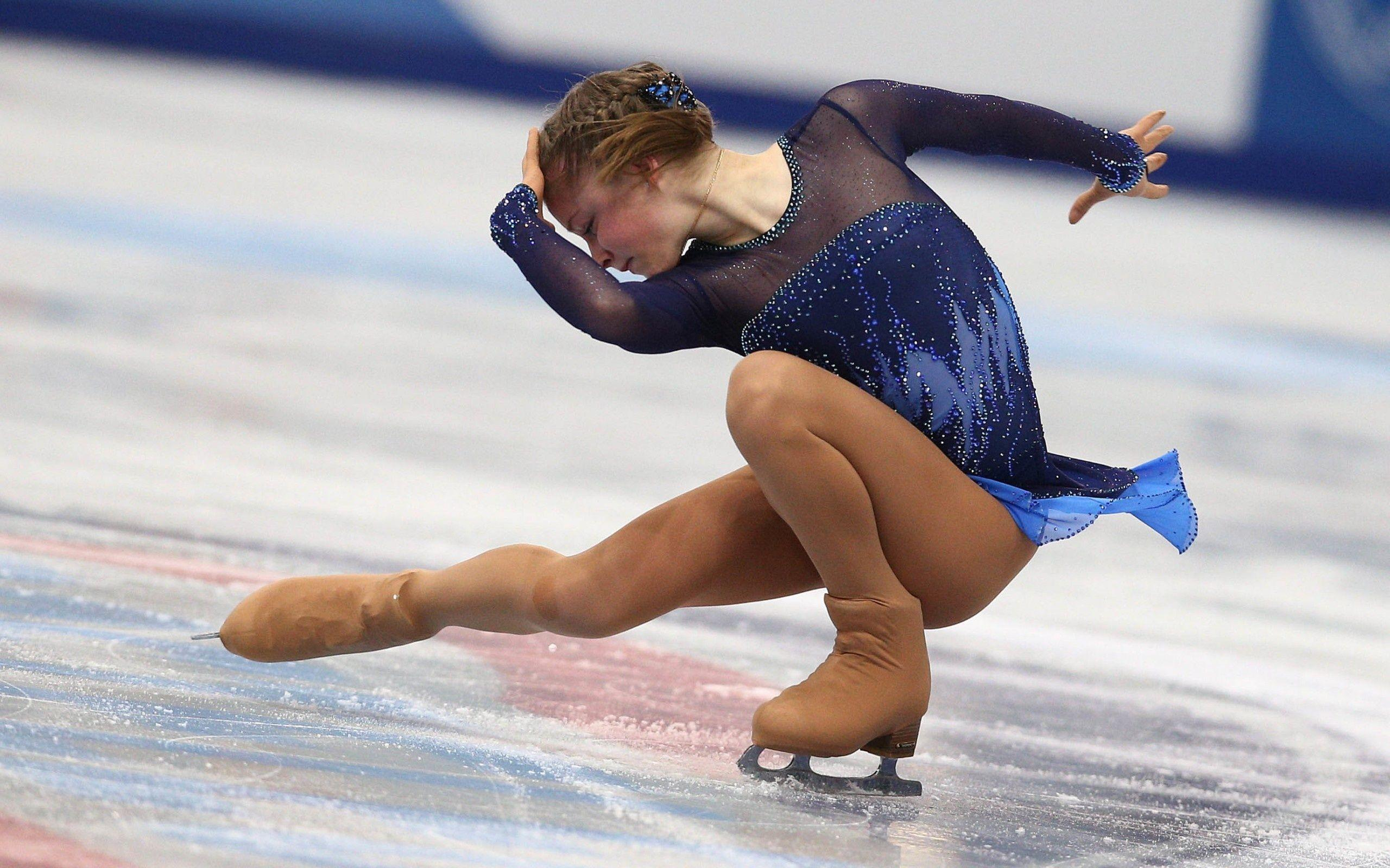 Wallpapers Yulia Lipnitskaya, skater, ice, Sochi 2014, olympic games