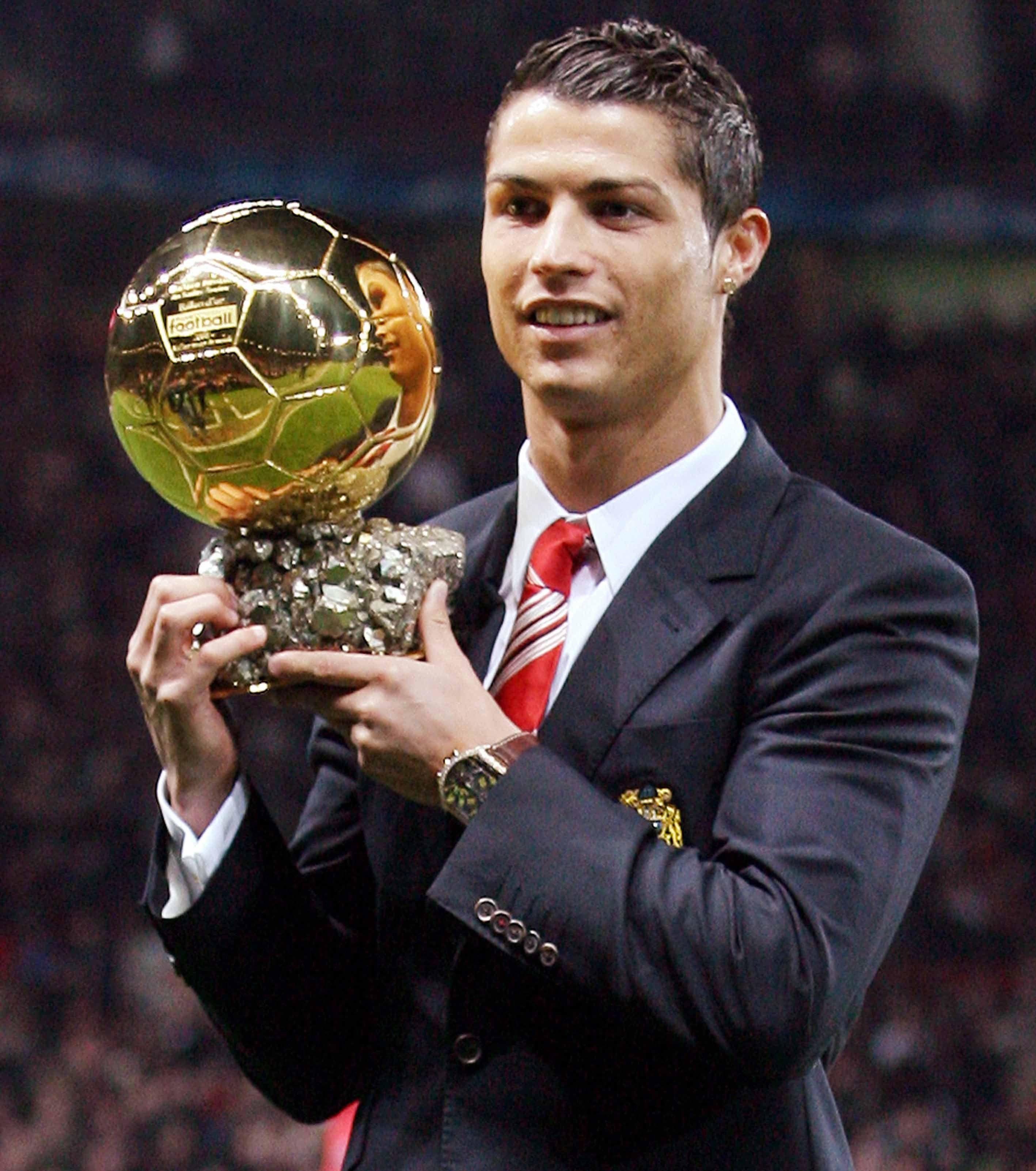 Cristiano Ronaldo Ballon D Or