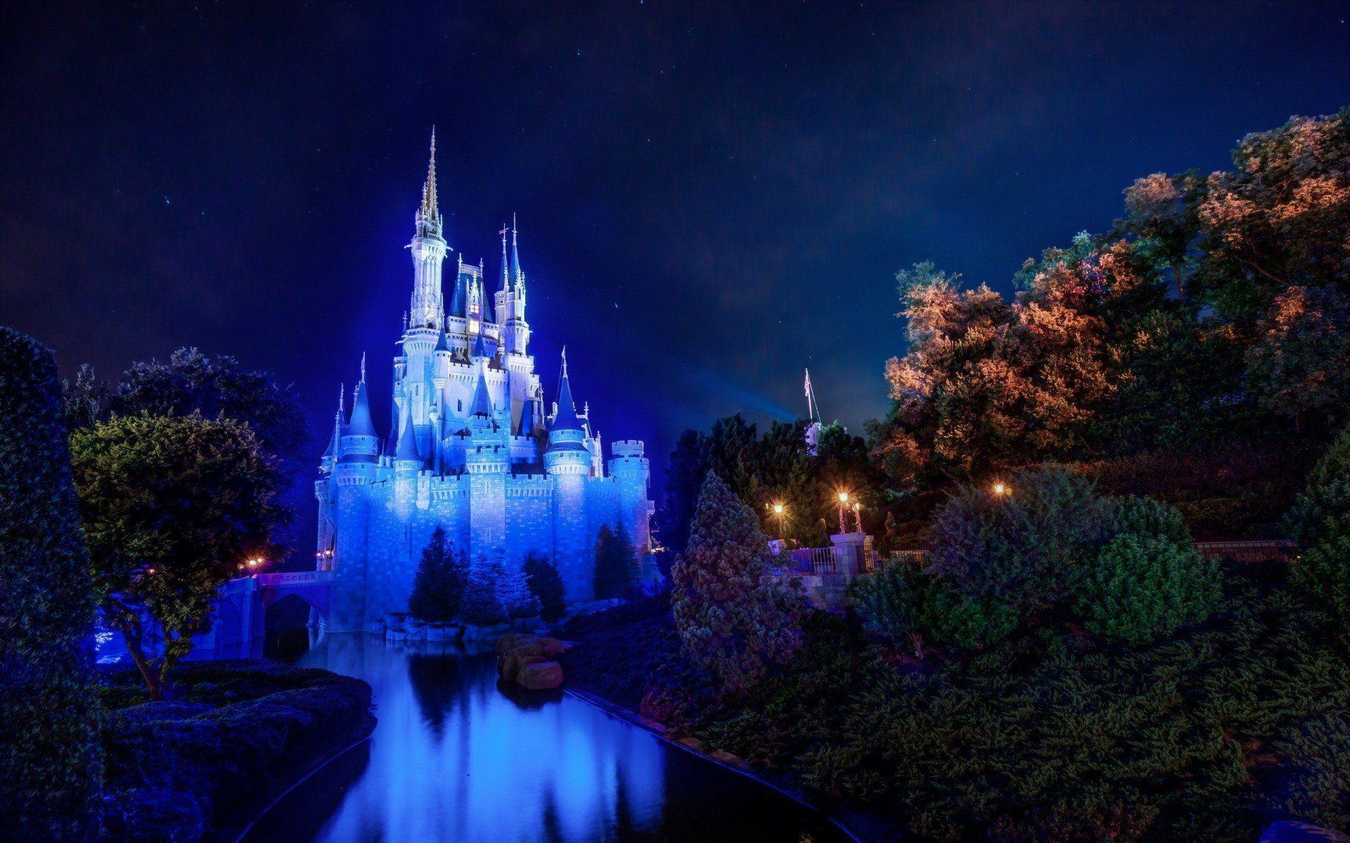 magic kingdom cinderella castle walt disney world HD wallpaper ...