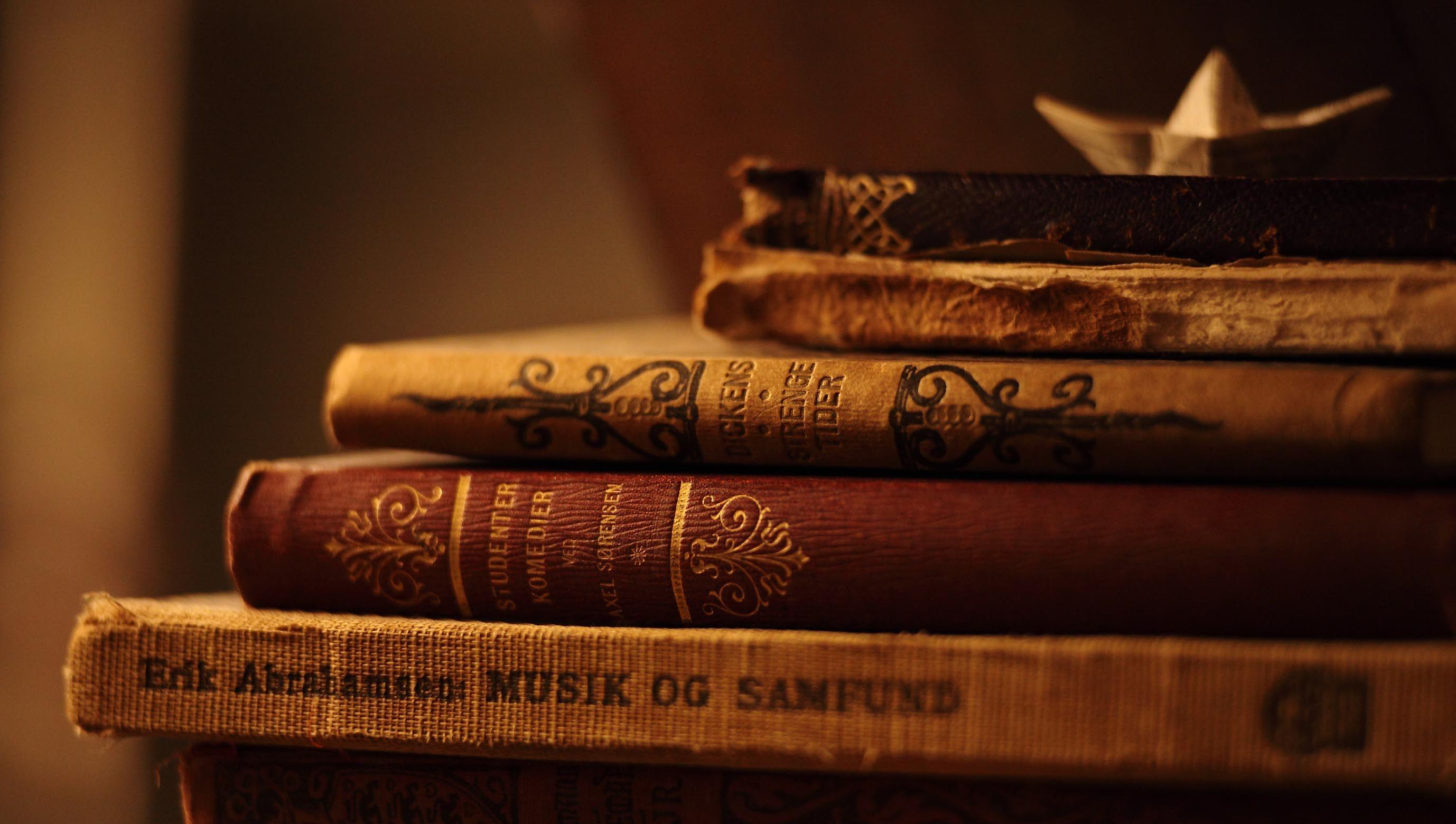 Books Wallpapers Wallpaper Cave