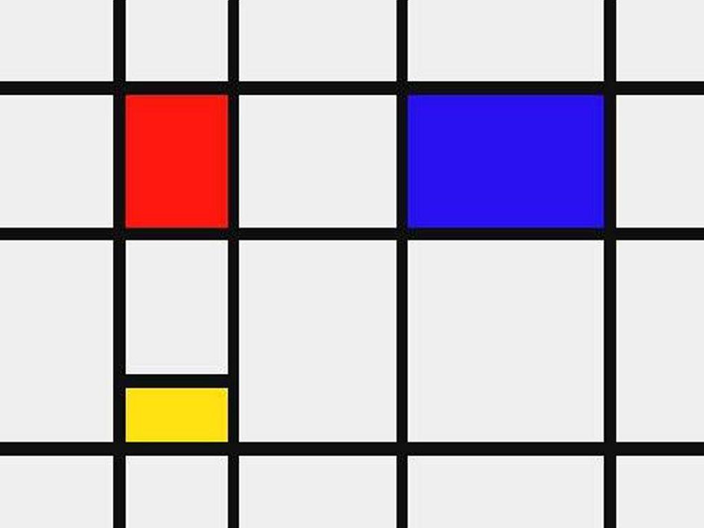 54 best images about Piet Mondrian on Pinterest