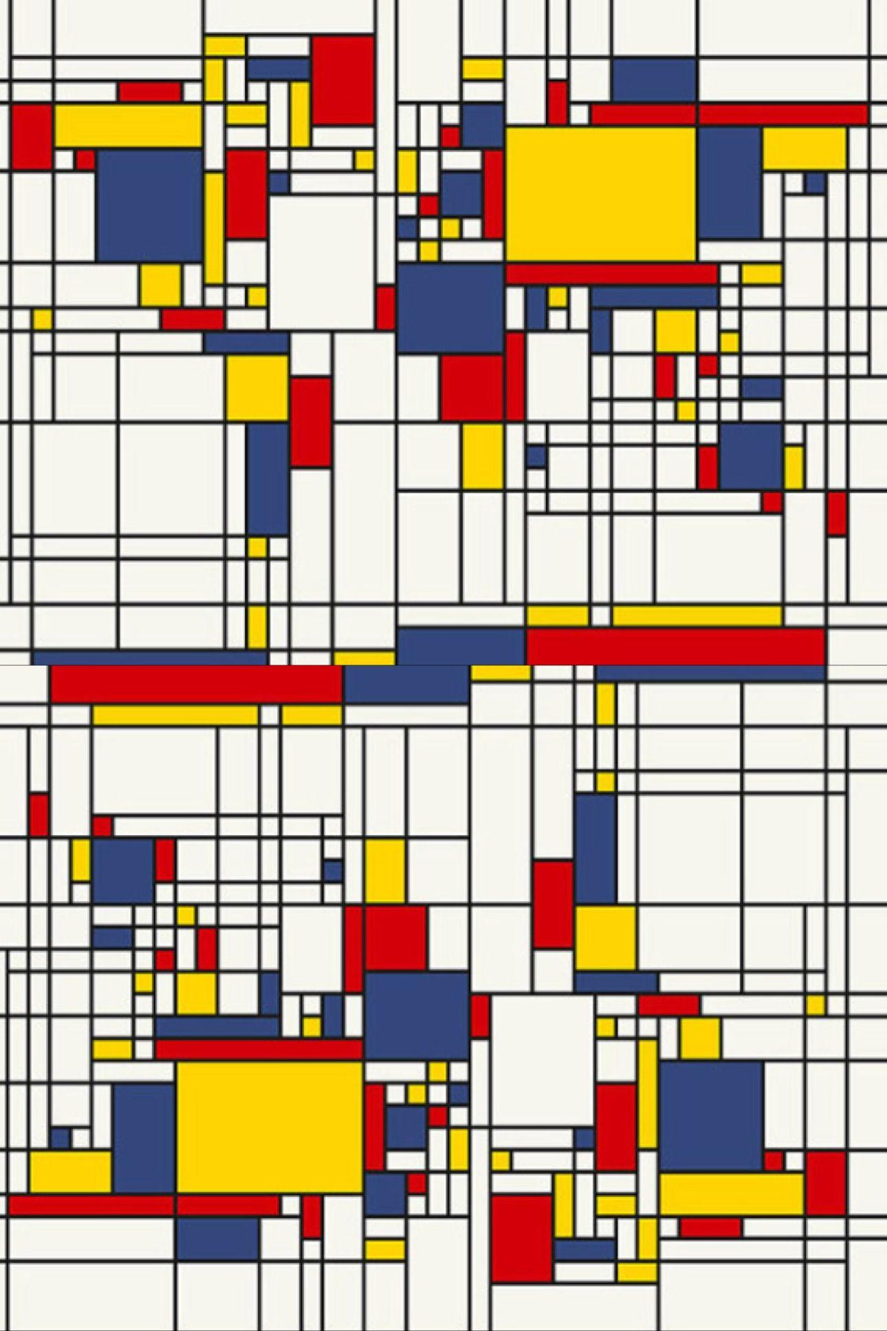 Piet Mondrian #iPhone4s #wallpaper | iPhone Wallpapers | Pinterest .