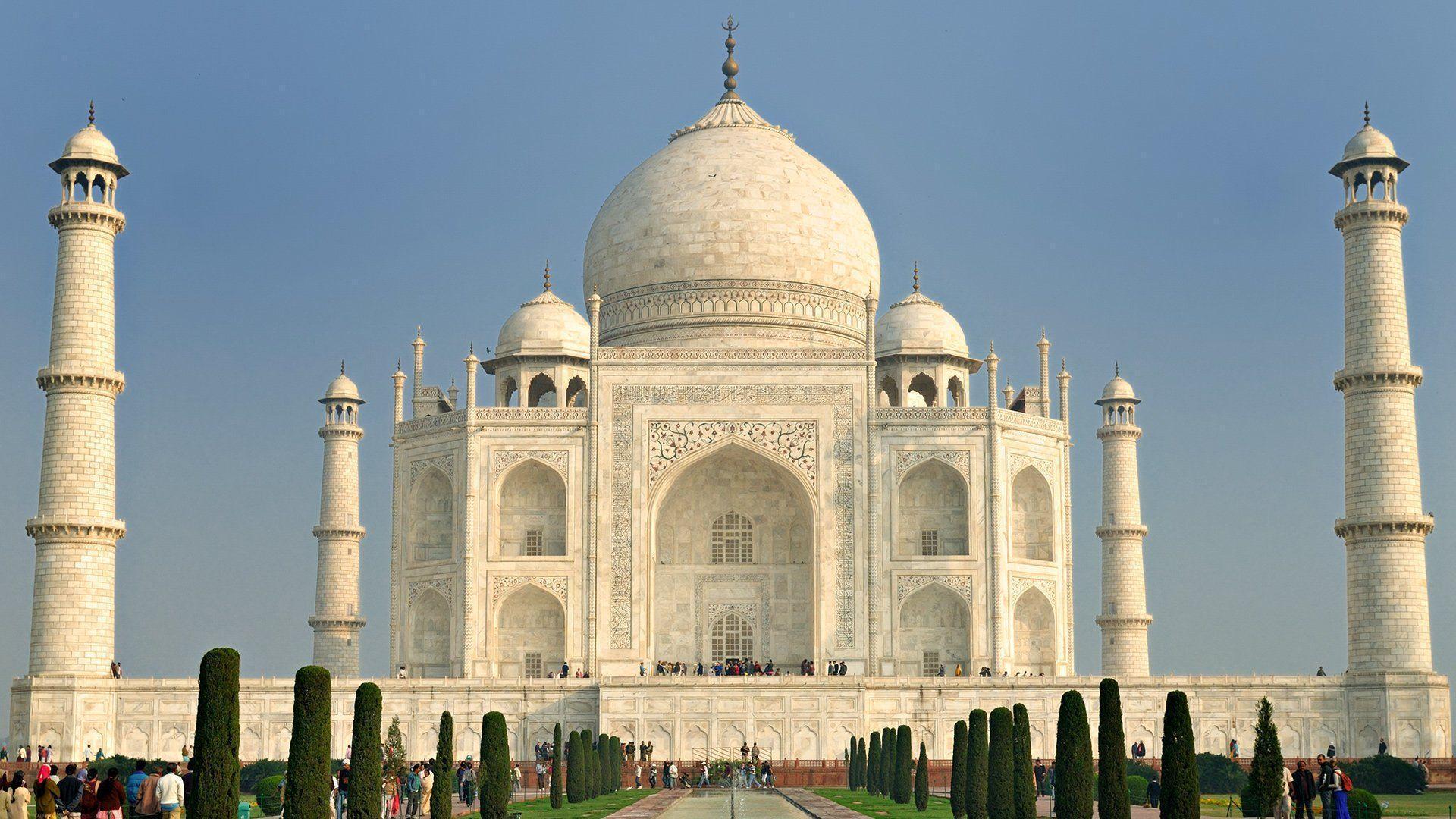 Taj Mahal HD Wallpapers - Wallpaper Cave
