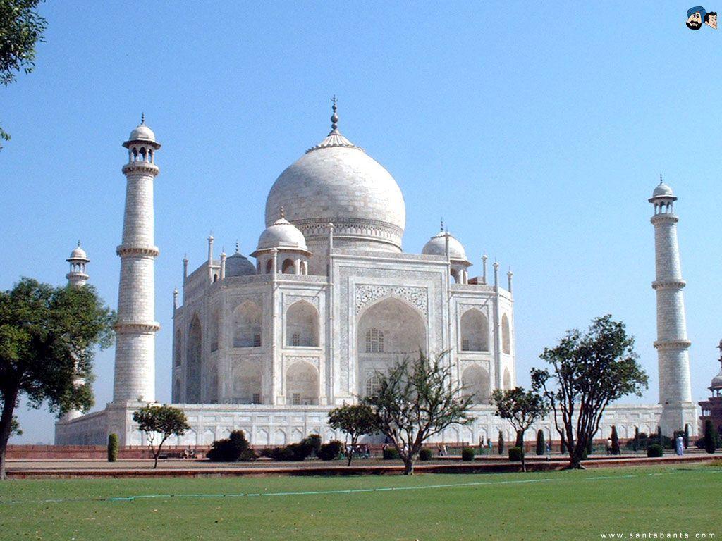 Taj Mahal HD Wallpapers