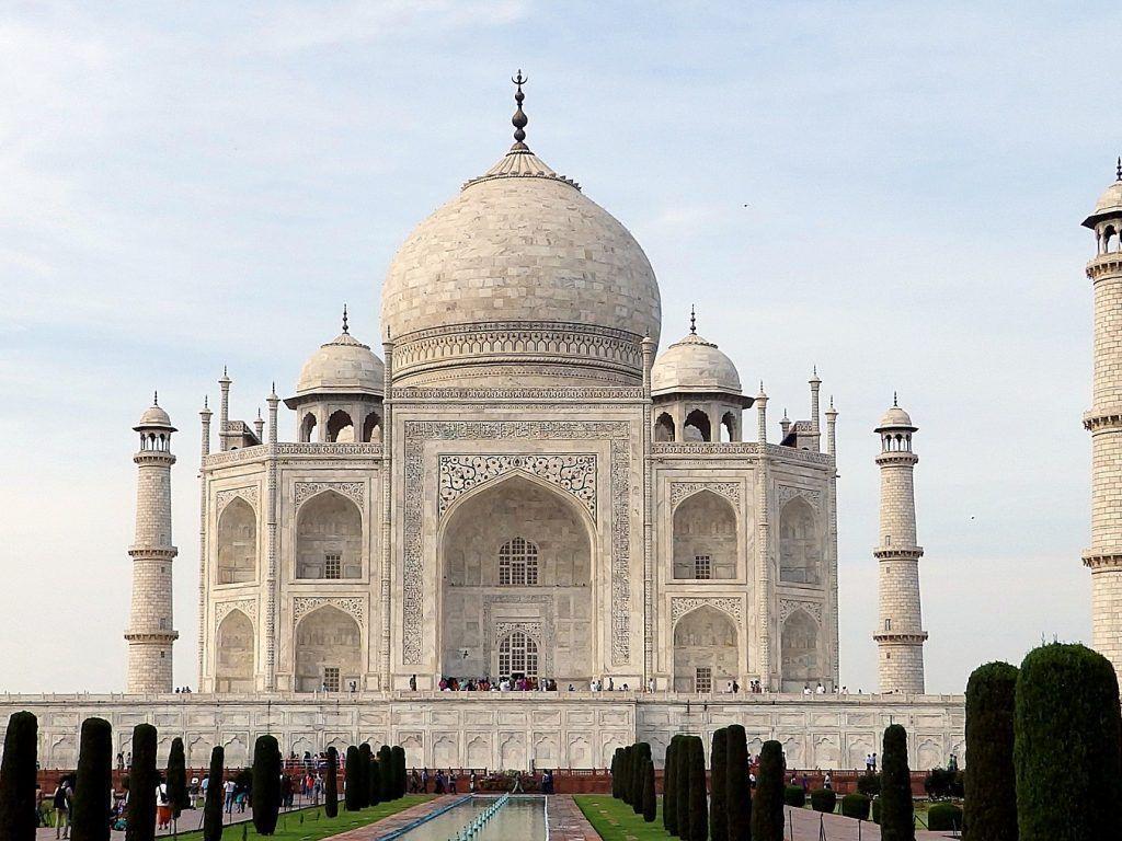 Taj Mahal Hd Wallpapers Wallpaper Cave