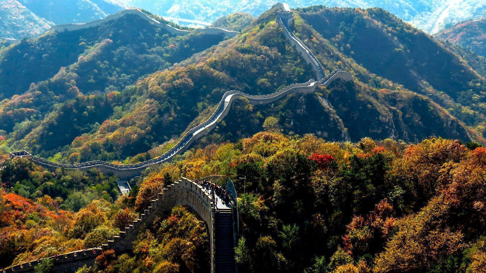 New Great Wall Of China Pics View Wallpapers