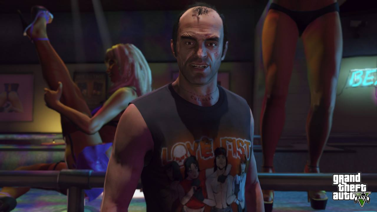 Grand Theft Auto V Protagonists Characters TV Tropes