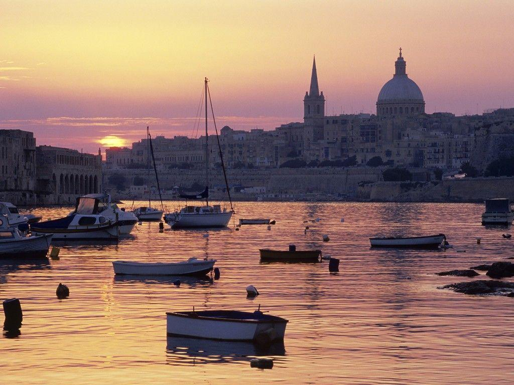 Sunrise church malta dome creek wallpaper | AllWallpaper.in #2328 ...