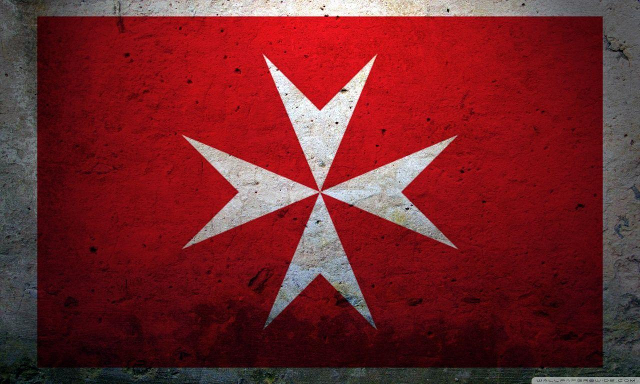Grunge Civil Ensign Of Malta HD desktop wallpaper : High ...