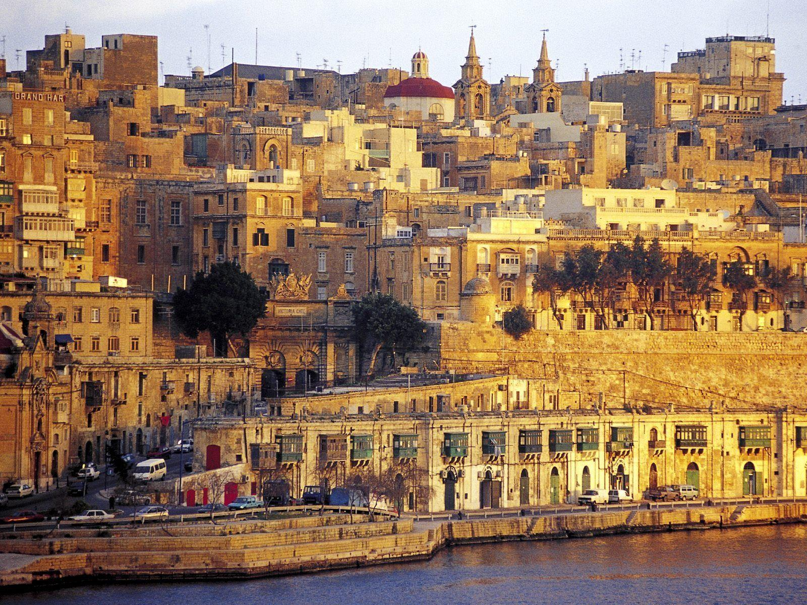 Valleta Malta wallpapers | Valleta Malta stock photos