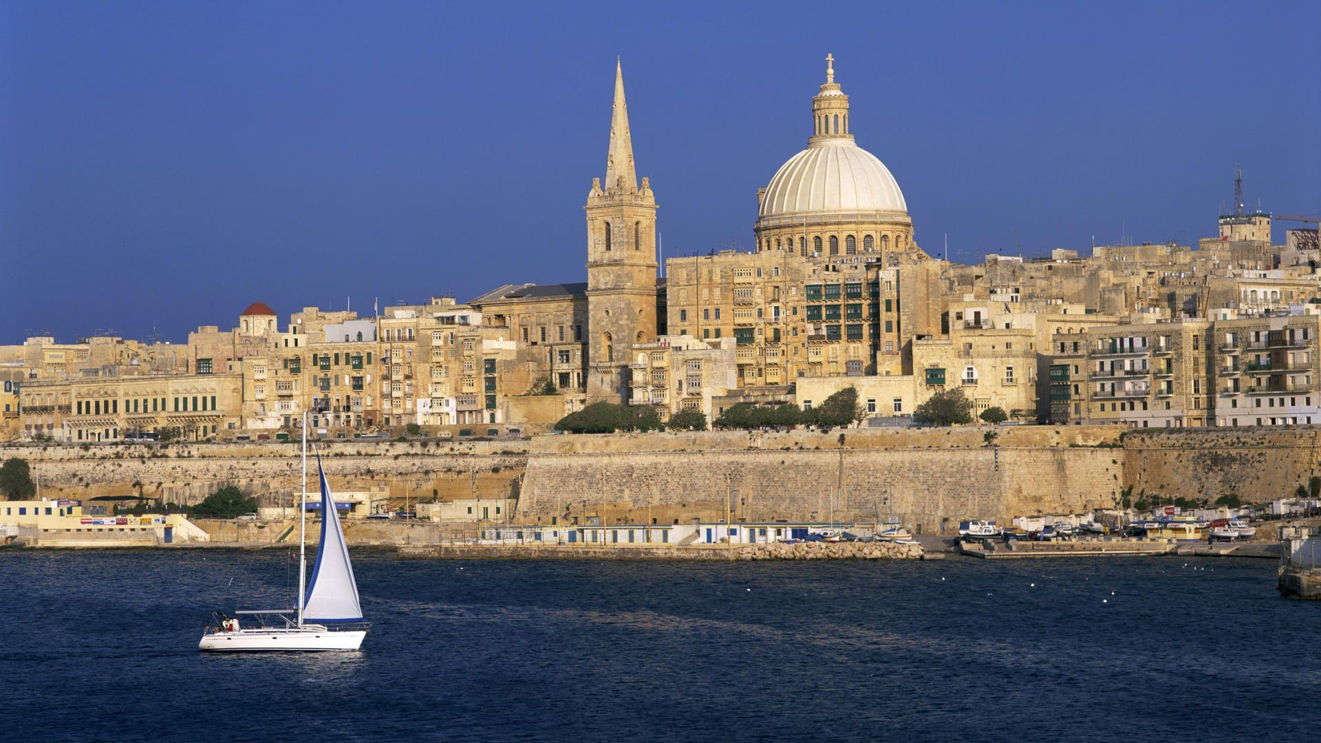 Malta Valletta | Free Travel wallpapers