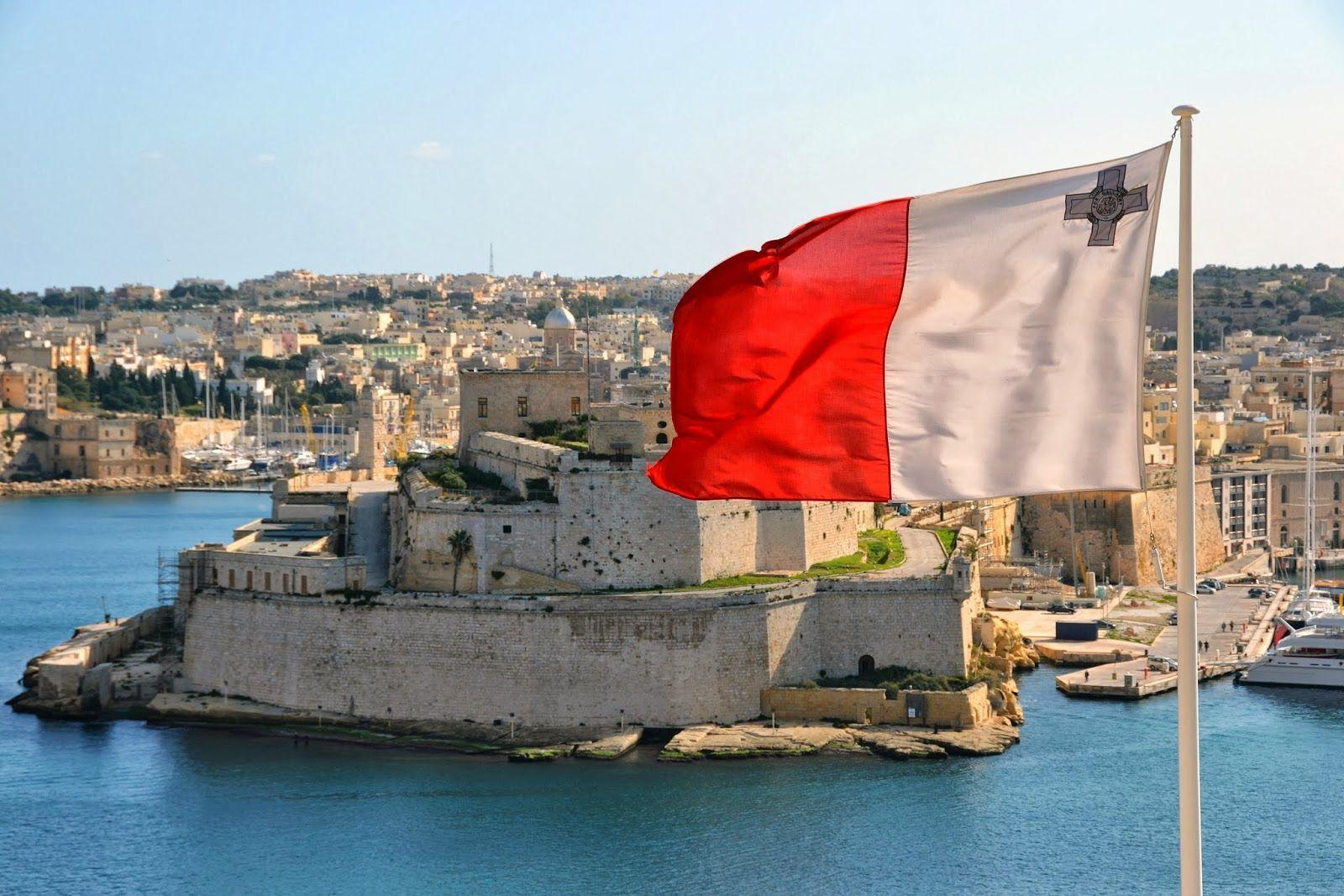 Graafix!: Flag of Malta