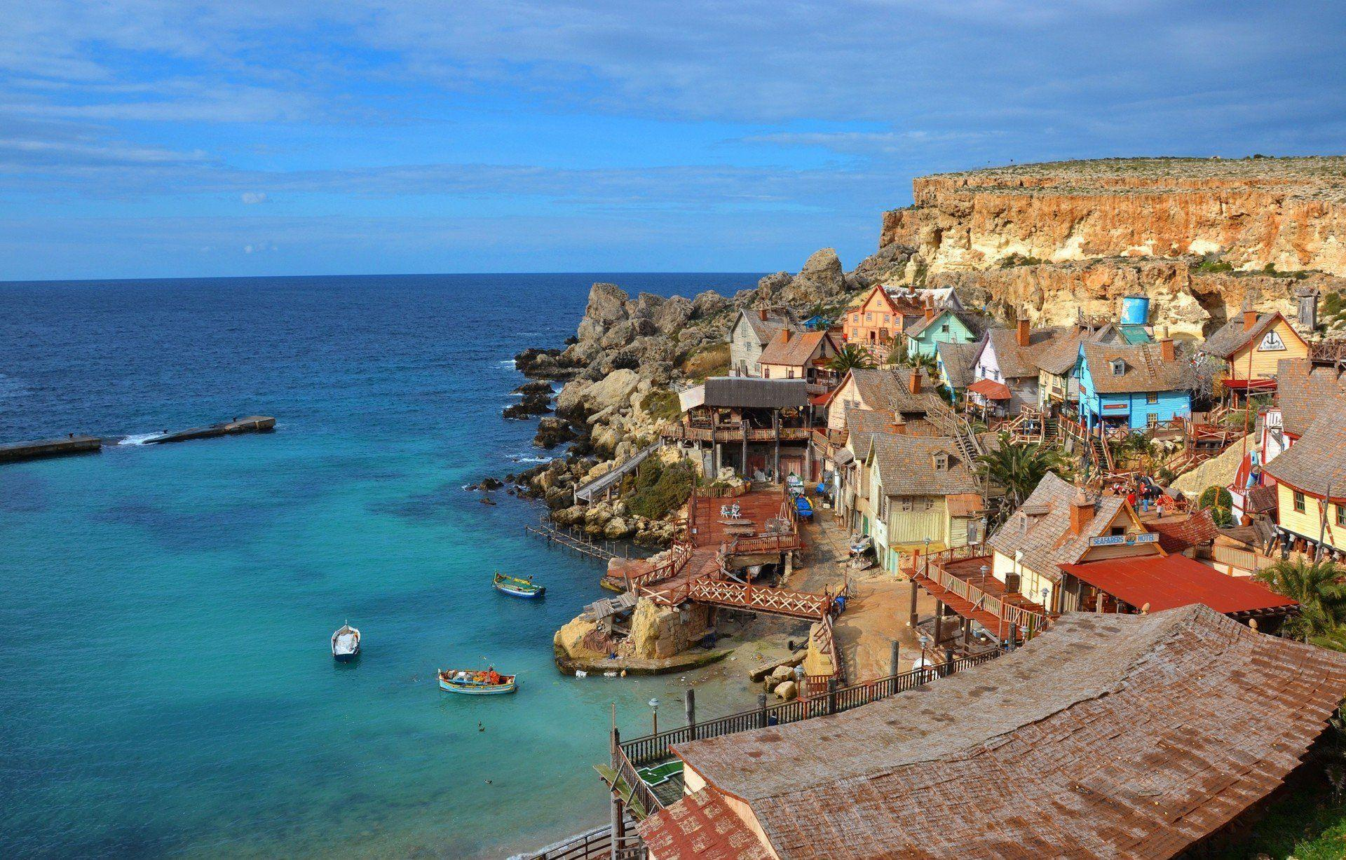 malta views HD wallpaper
