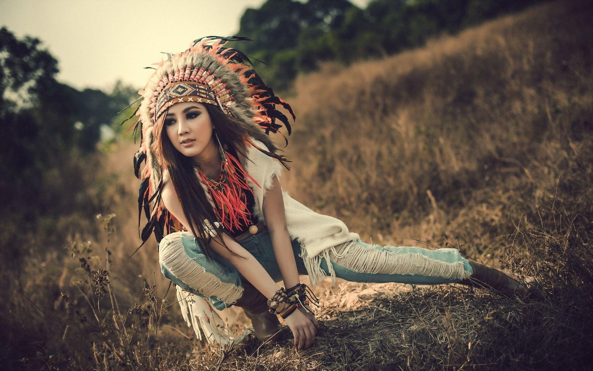 Native American Headdress Girls Wallpapers Wallpaper Cave HD Wallpapers Download Free Images Wallpaper [1000image.com]