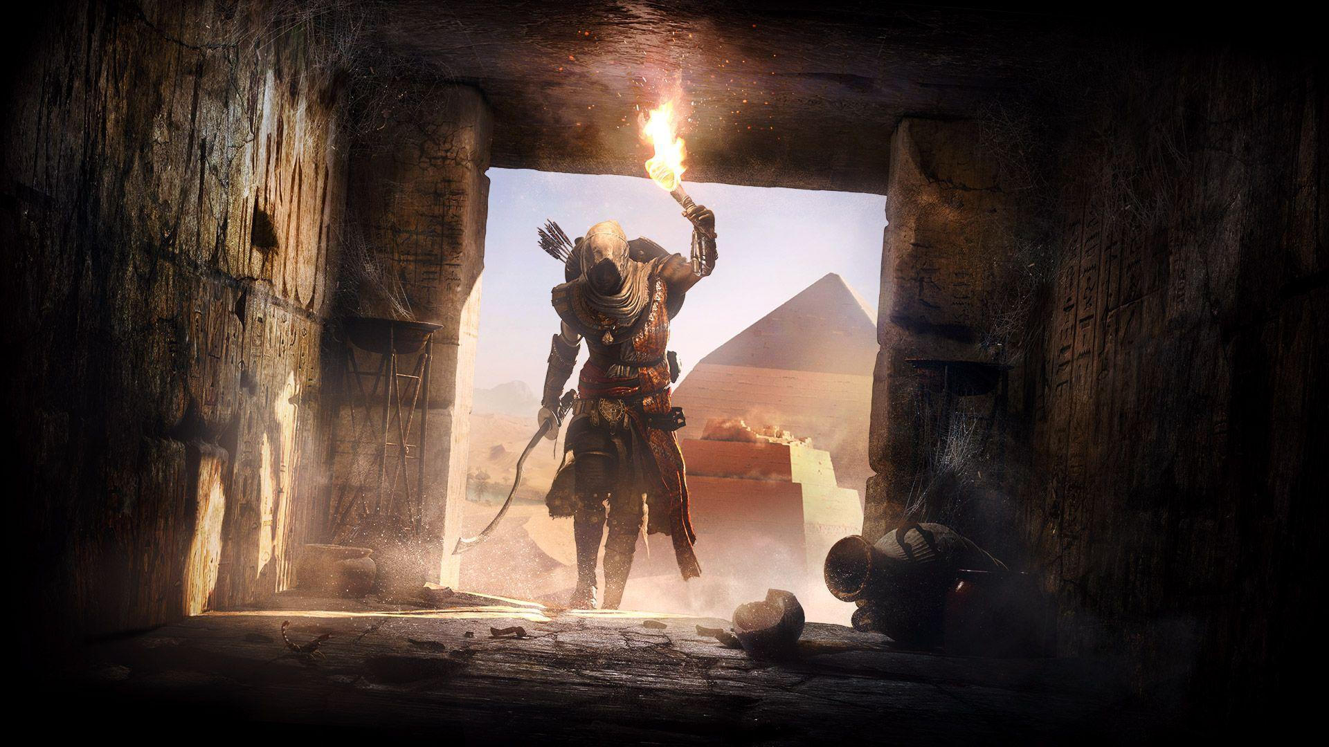 Assassin S Creed Origins Hd Wallpapers Wallpaper Cave