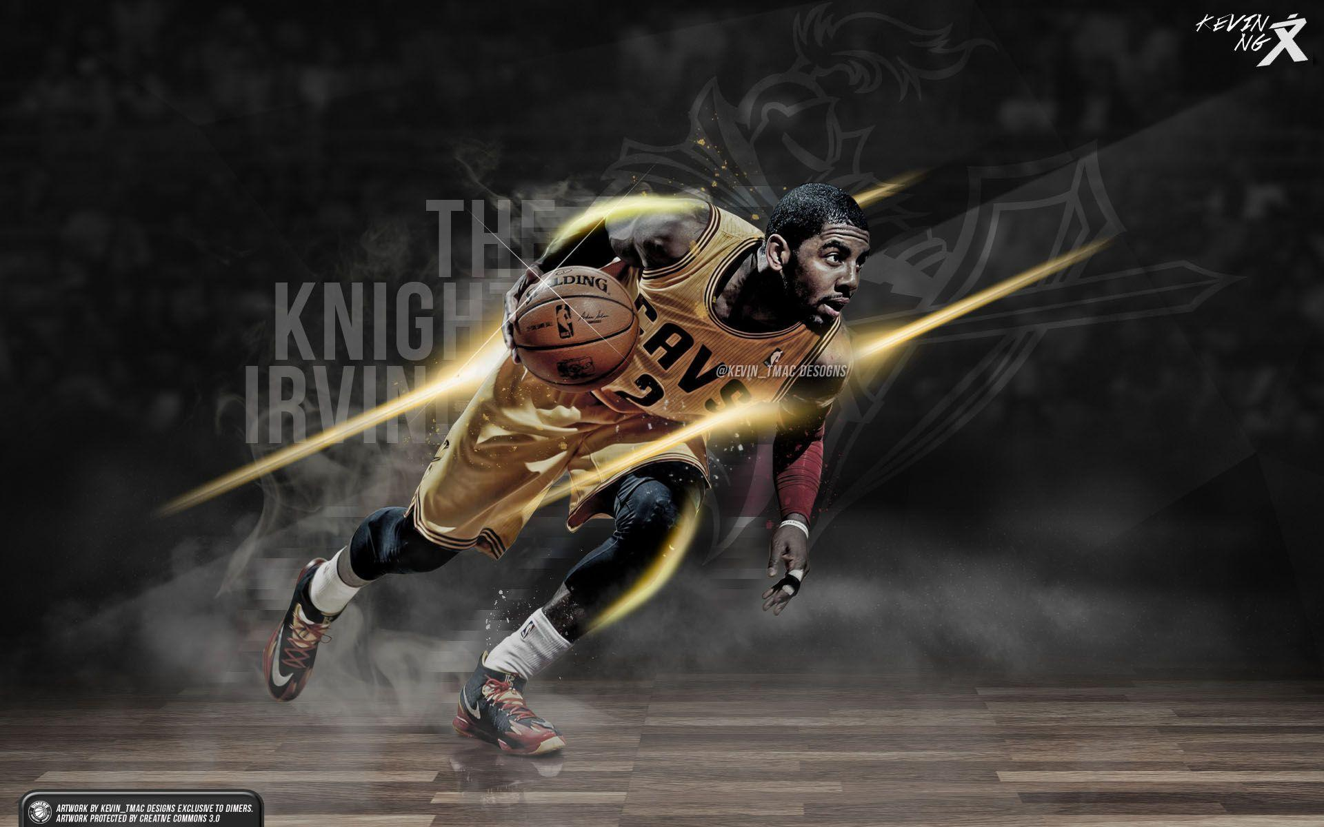 kyrie irving basketball wallpapers wallpaper cave