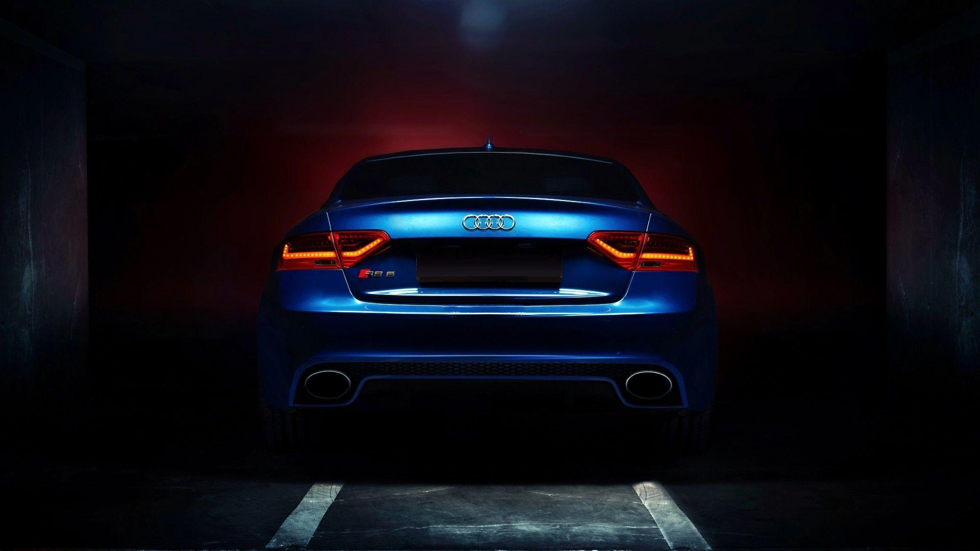 Audi RS5 Full HD Wallpaper and Background Image | 1920x1080 | ID:427418