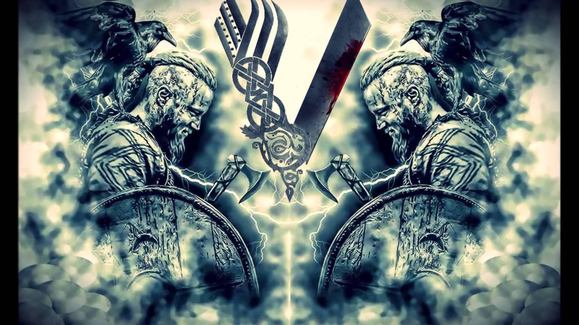Vikings Wardruna ~ Ragnar Lodbrok (Soundtrack HD ) 2015 - YouTube