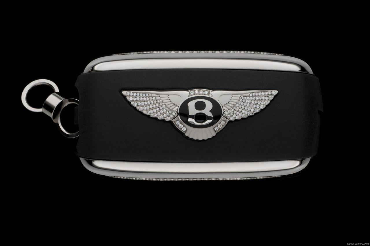 Logo & Logo Wallpapers Collection: BENTLEY LOGO WALLPAPER COLLECTION