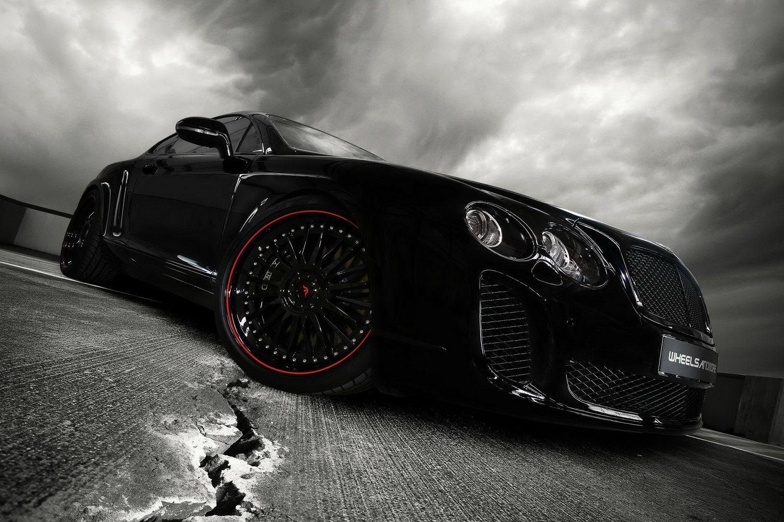 Bentley Continental Gt Wallpaper Modification #6928055