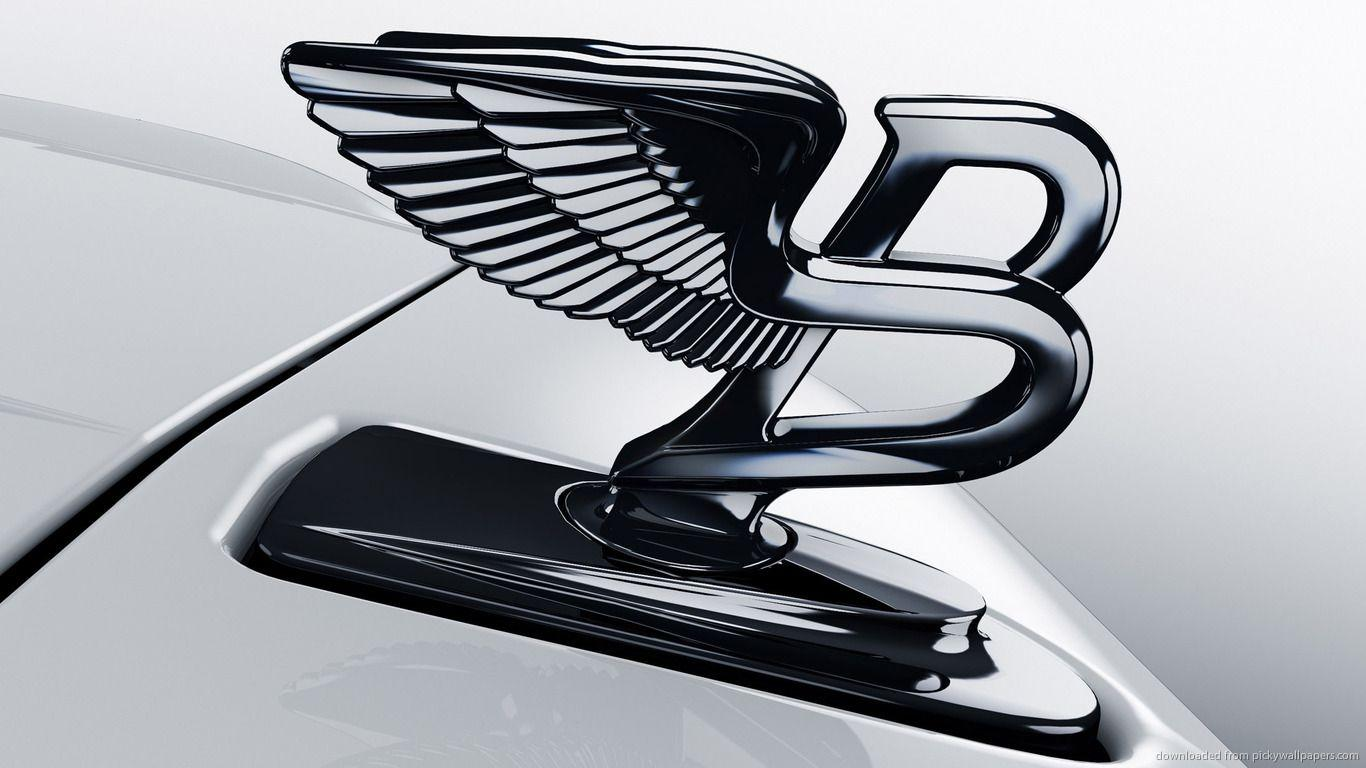 Download 1366x768 Bentley Mulsanne 95 Logo Wallpapers