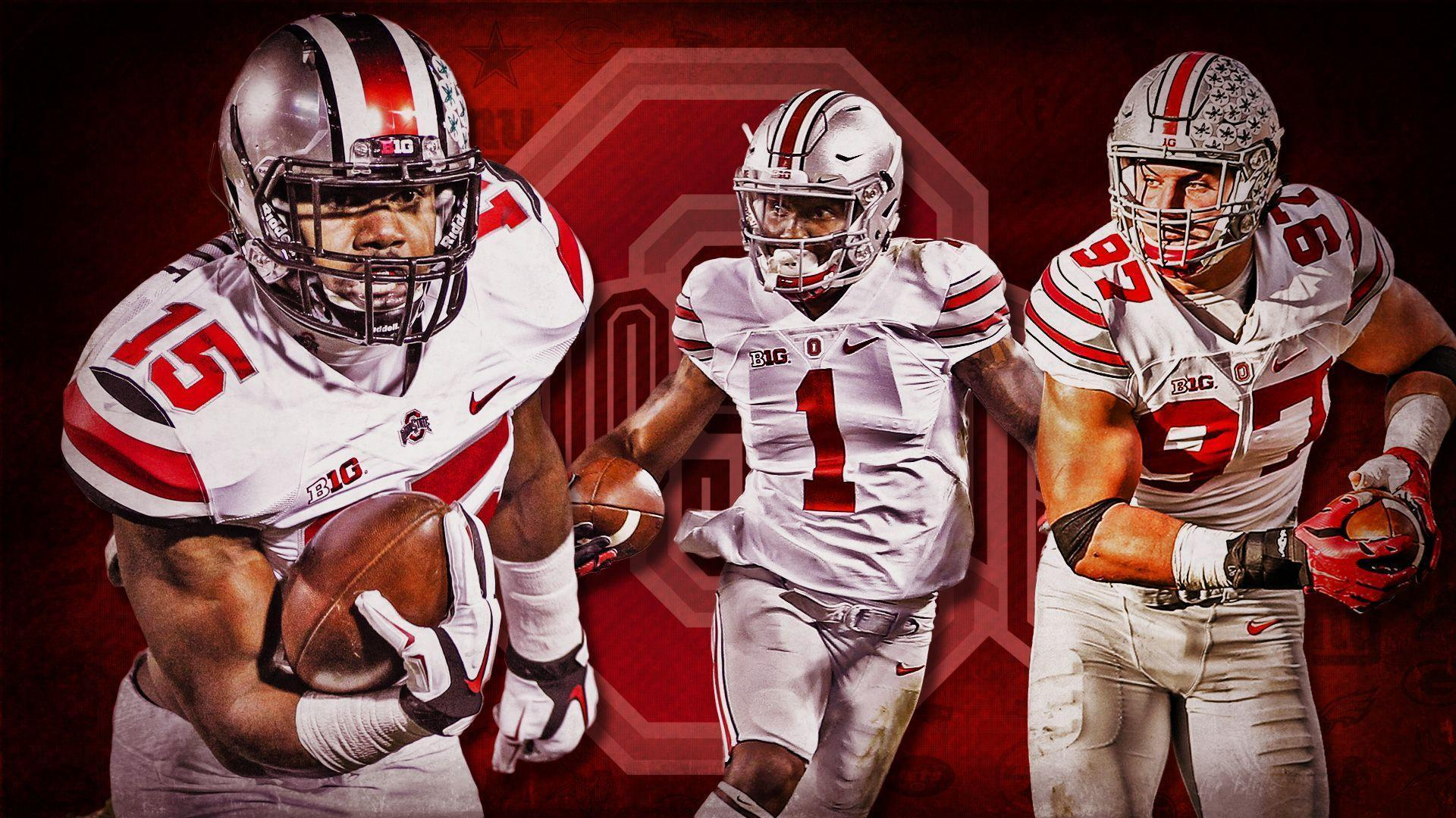 Ohio State's 2016 draft class built to be best ever | NFL ...
