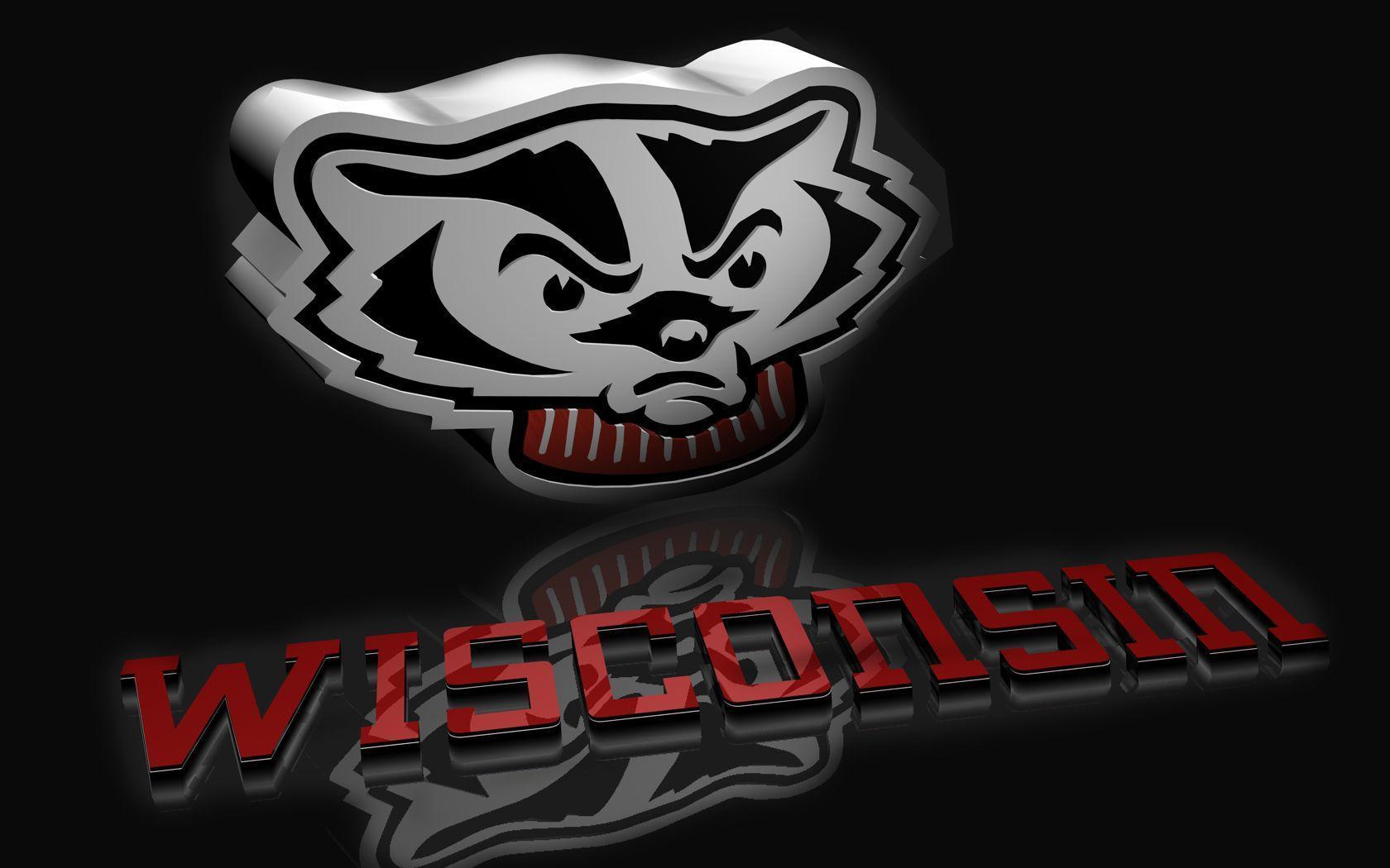 Wisconsin Badger Wallpaper - WallpaperSafari
