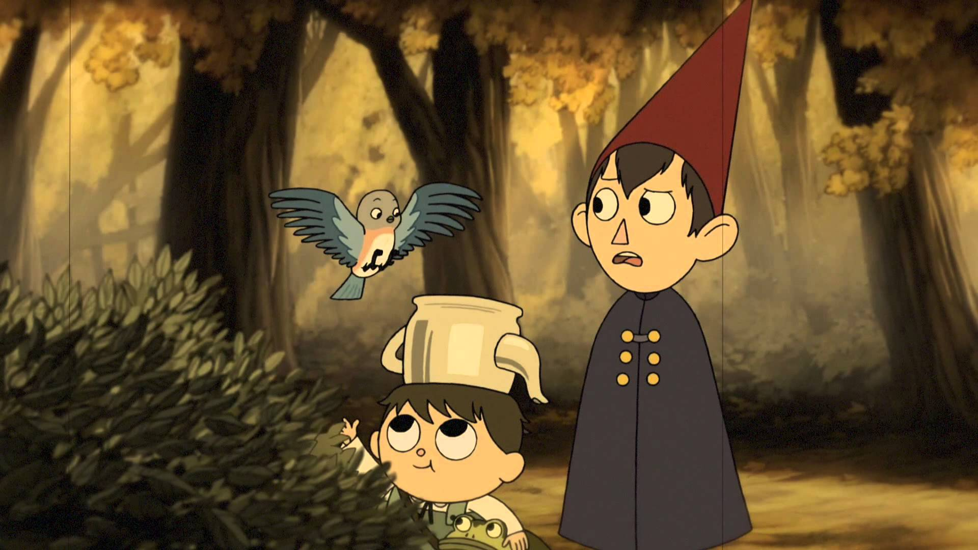 Over The Garden Wall Wallpapers - Wallpaper Cave