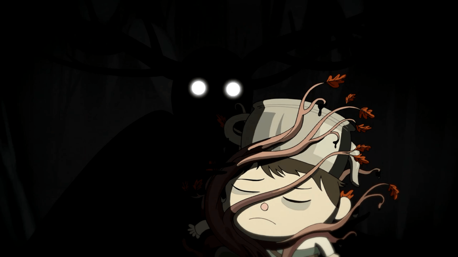 Over the garden wall wallpapers wallpaper cave for Over the garden wall episode 9