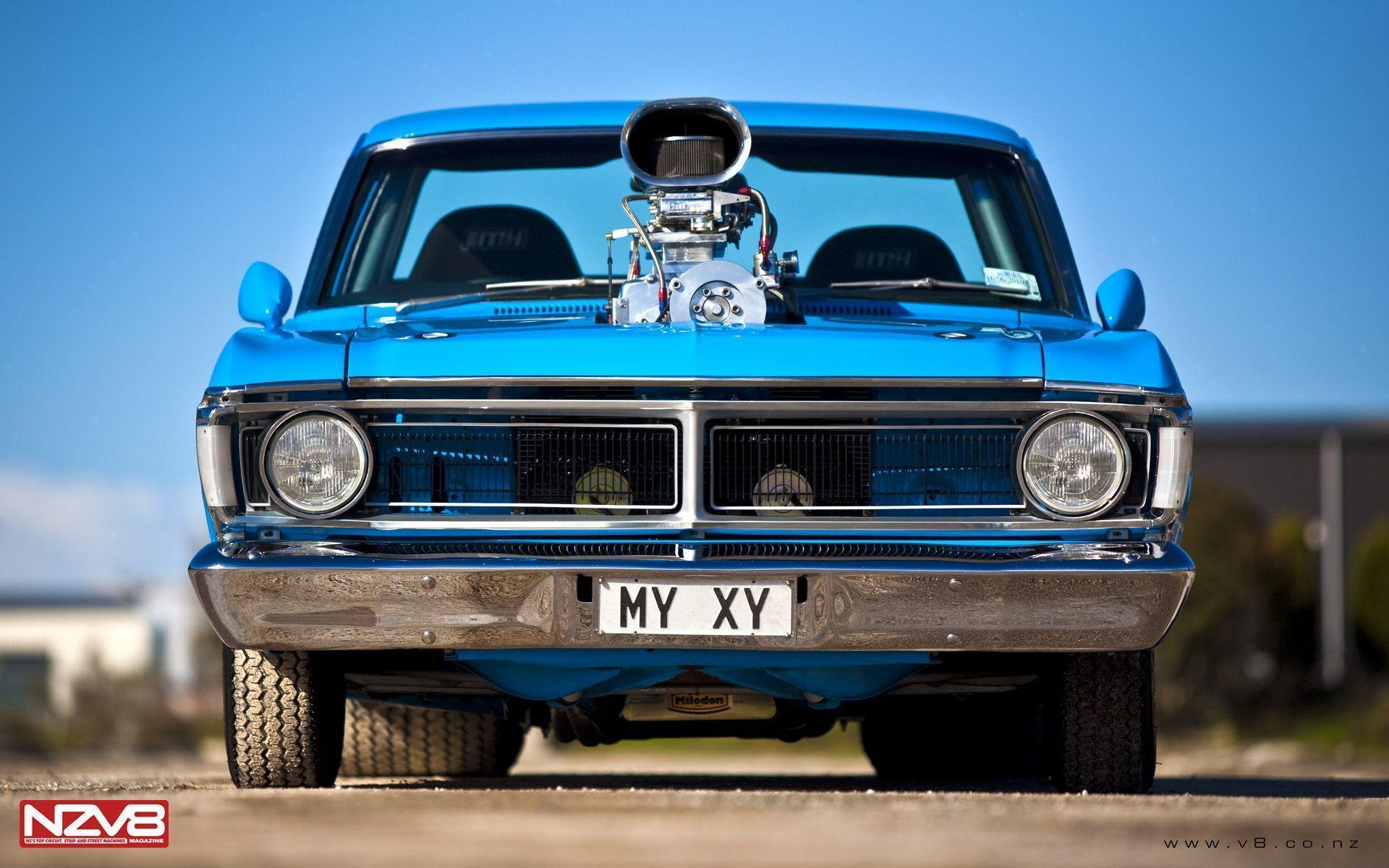 12 Ford Falcon HD Wallpapers