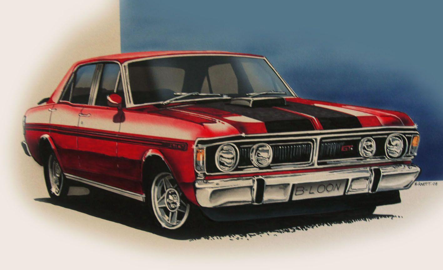 2 Xy Ford Falcon Phase Iii Gtho HD Wallpapers