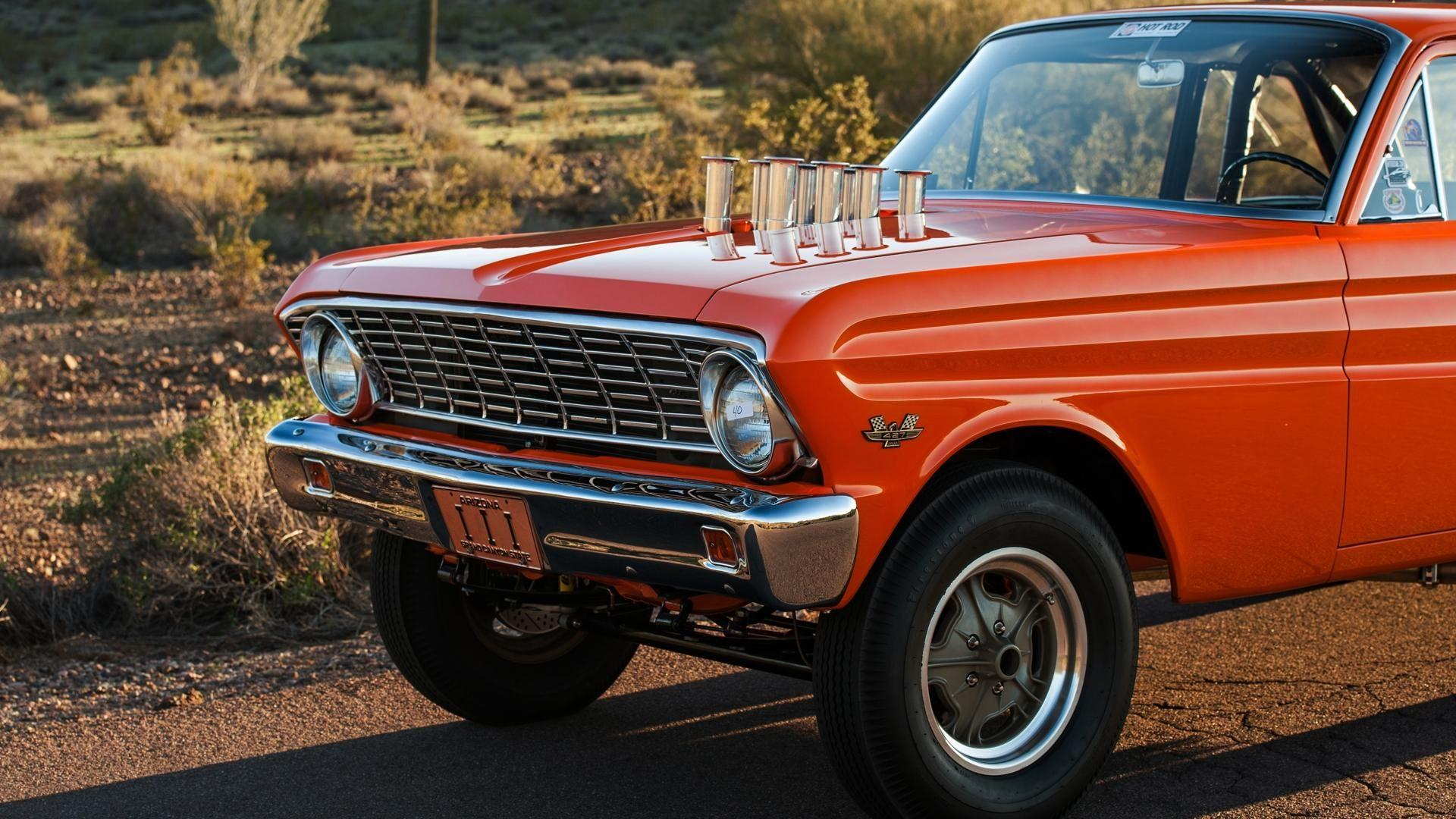 1964 Ford Falcon Wallpapers HD Download