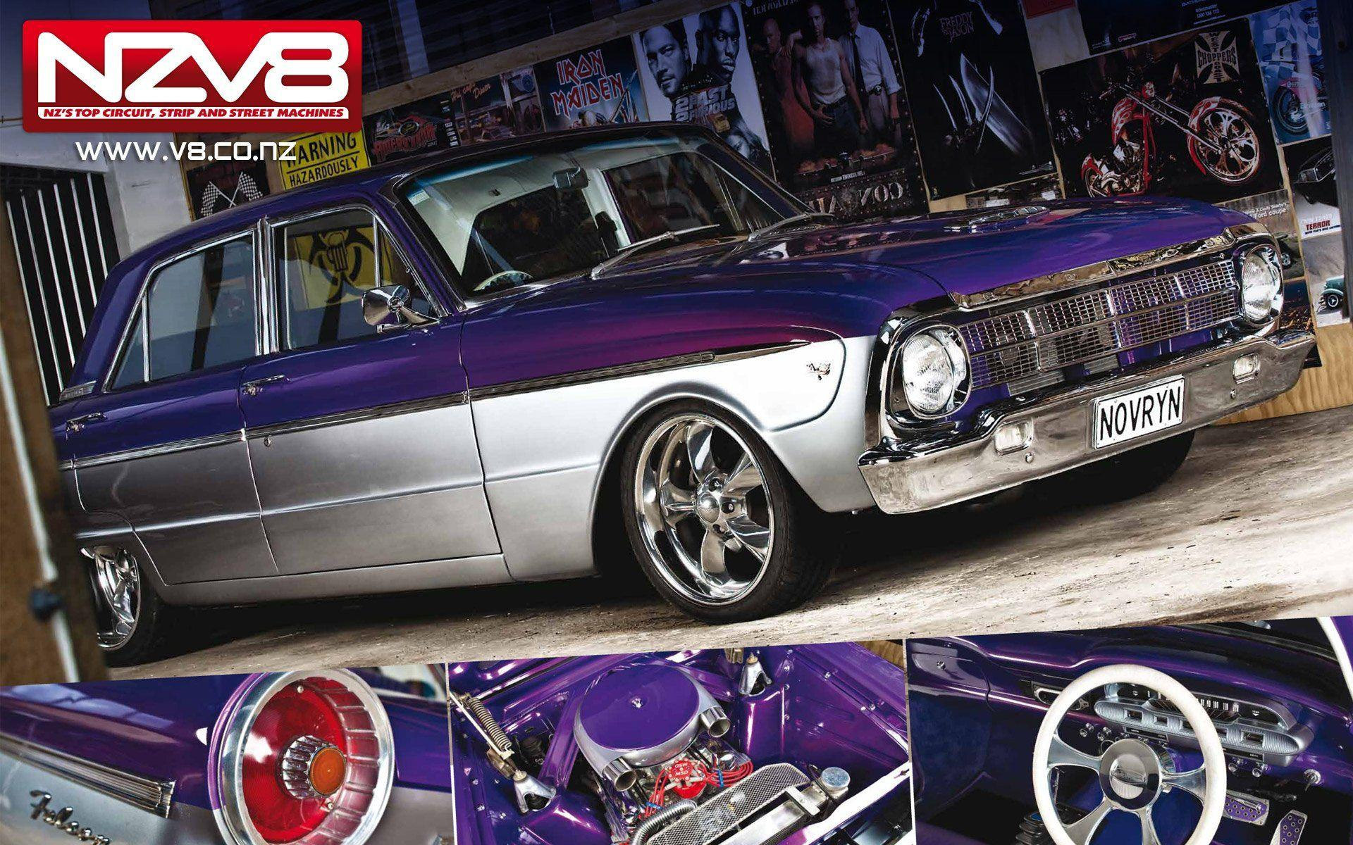 Custom Ford Falcon Wallpapers