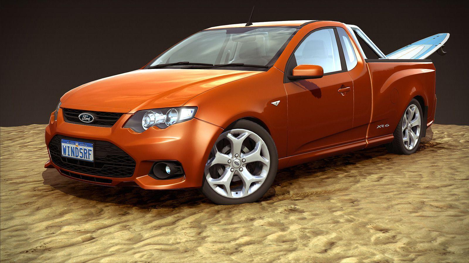 1 Ford Falcon XR6 HD Wallpapers
