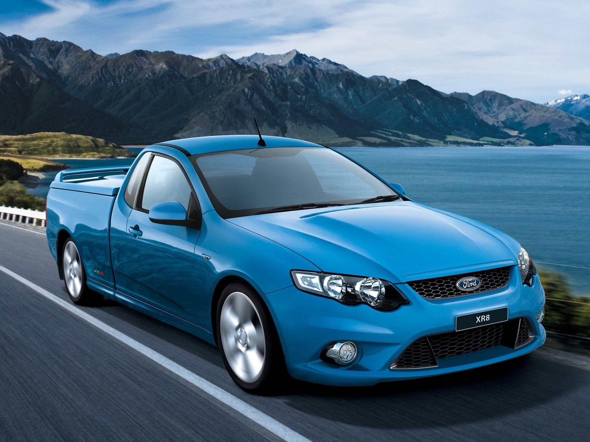 2008 Ford Falcon XR8 Ute