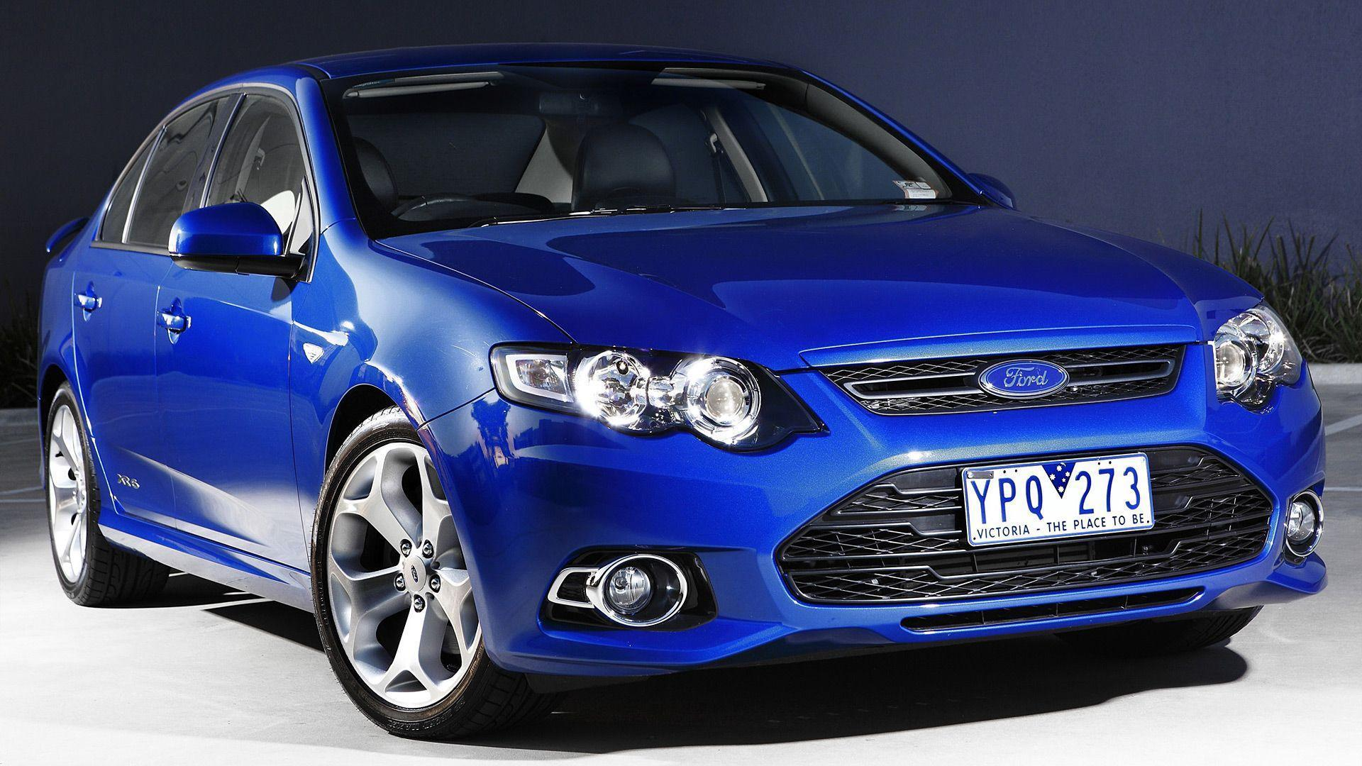 2011 Ford Falcon XR6 Turbo Wallpapers