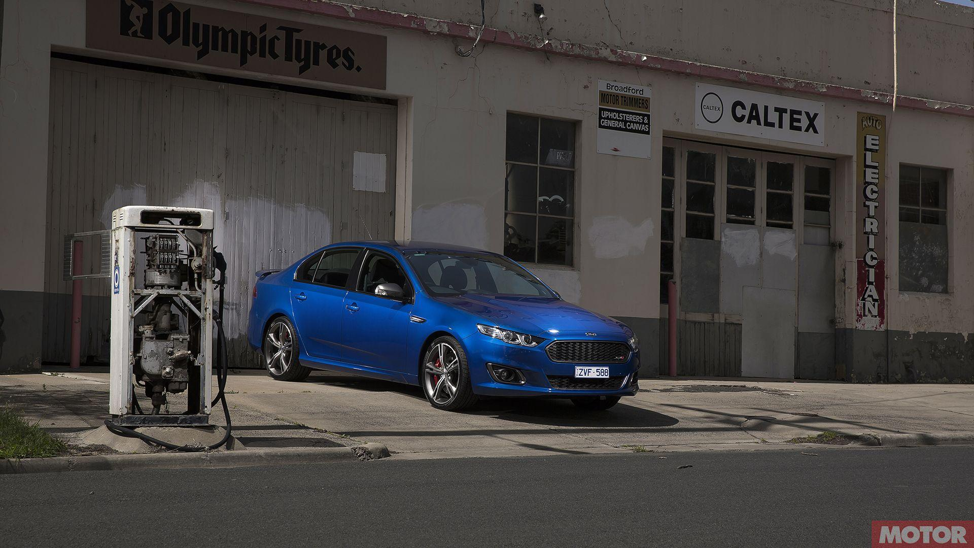 Weekly Wallpaper: Ford Falcon XR8