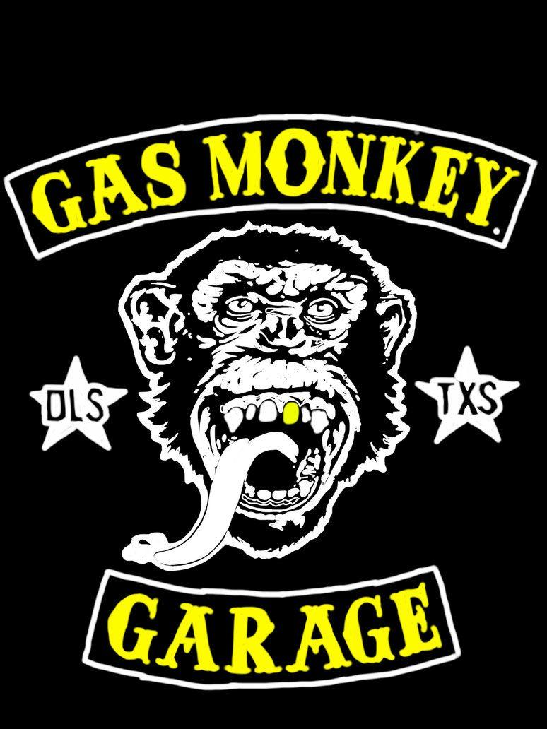 Gas Monkey Garage Wall...