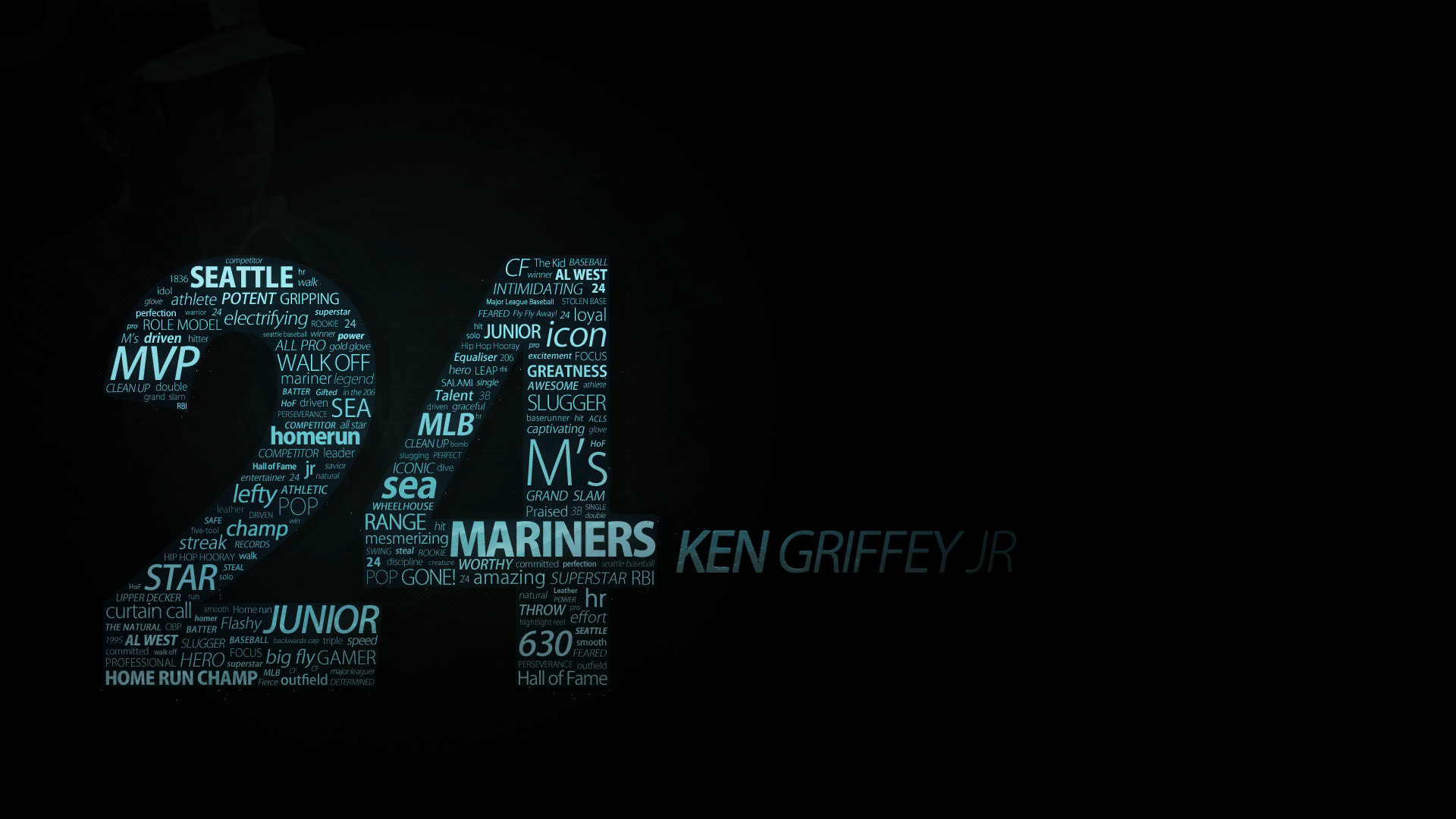 Does anyone have a <b>Mariners background</b> with the schedule included ...