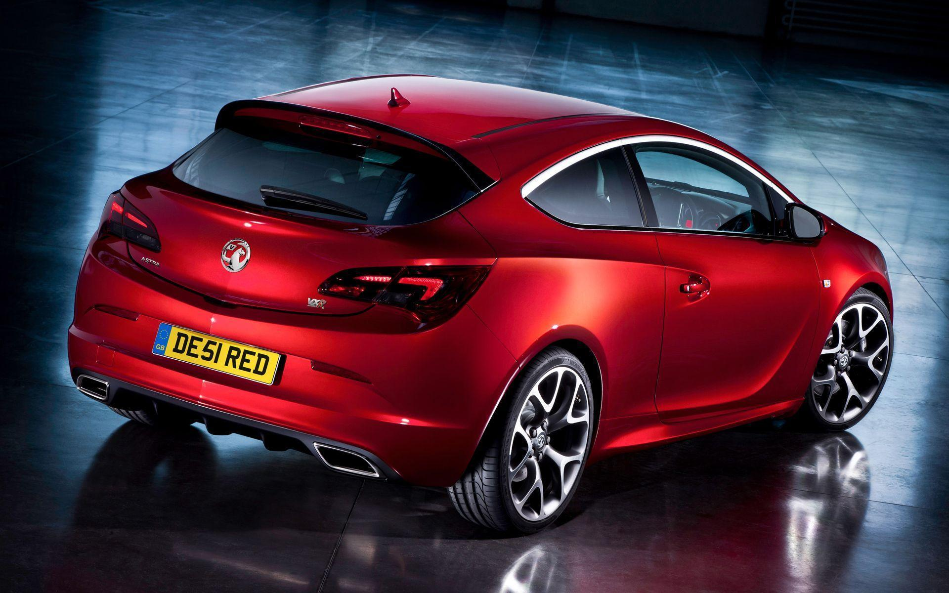 Vauxhall Car Wallpapers