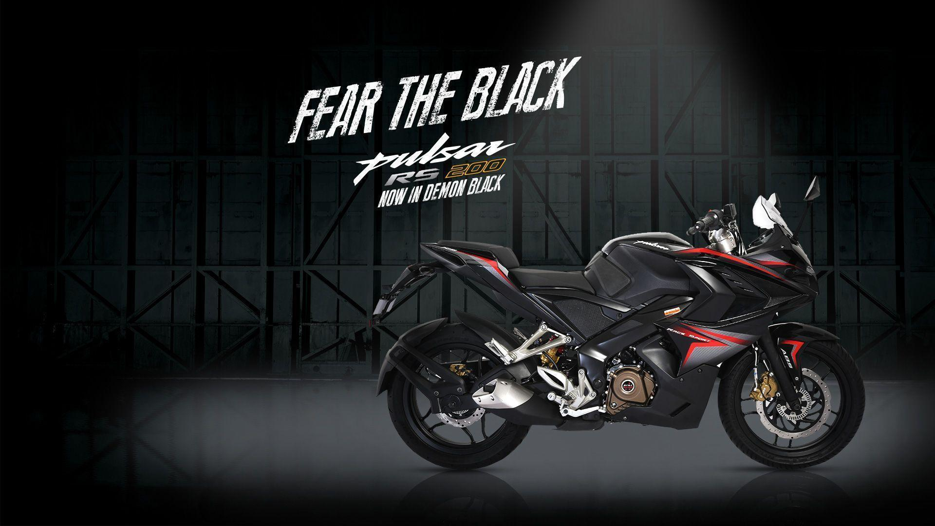Bajaj Pulsar Rs200 Wallpapers Wallpaper Cave