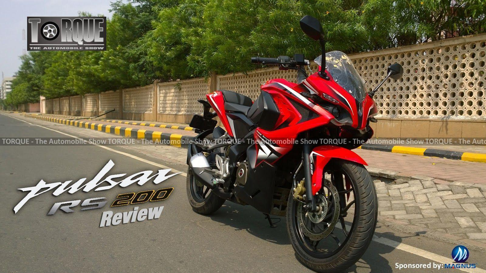 Bajaj Pulsar RS200 Wallpapers - Wallpaper Cave